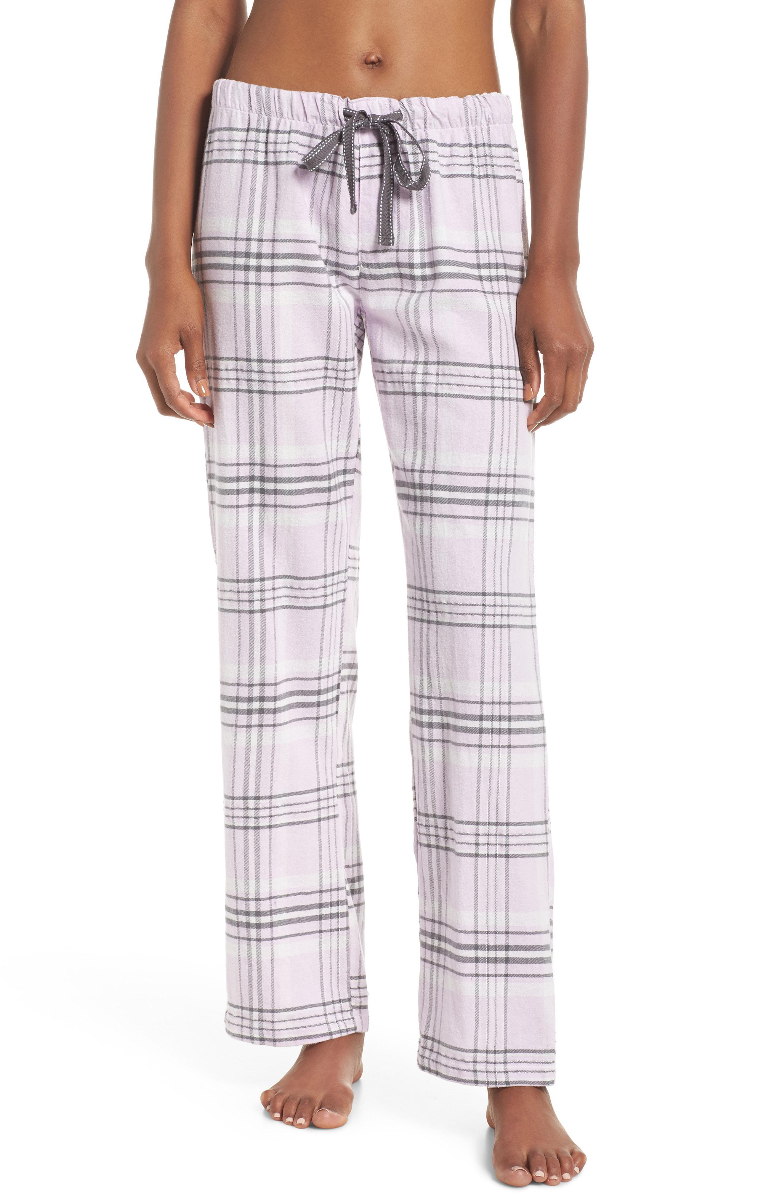 fe8363948d1b Pj Salvage Cozy Time Pants in Purple - Lyst