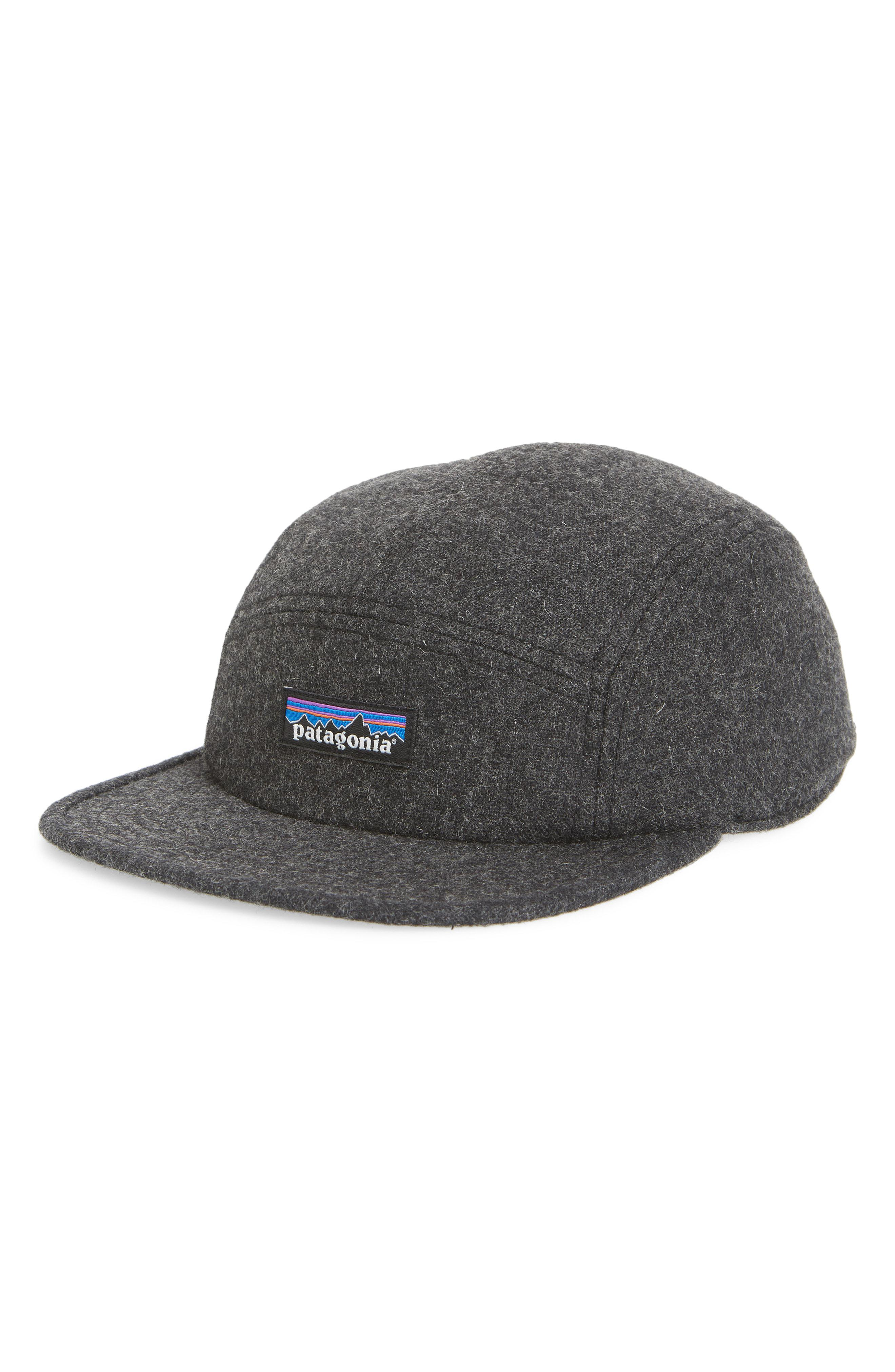 40a3044b Lyst - Patagonia Recycled Wool Ball Cap - in Gray for Men