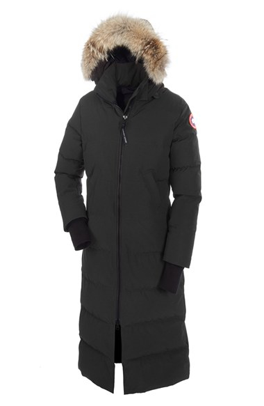 Canada goose 'mystique' Regular Fit Down Parka With ...