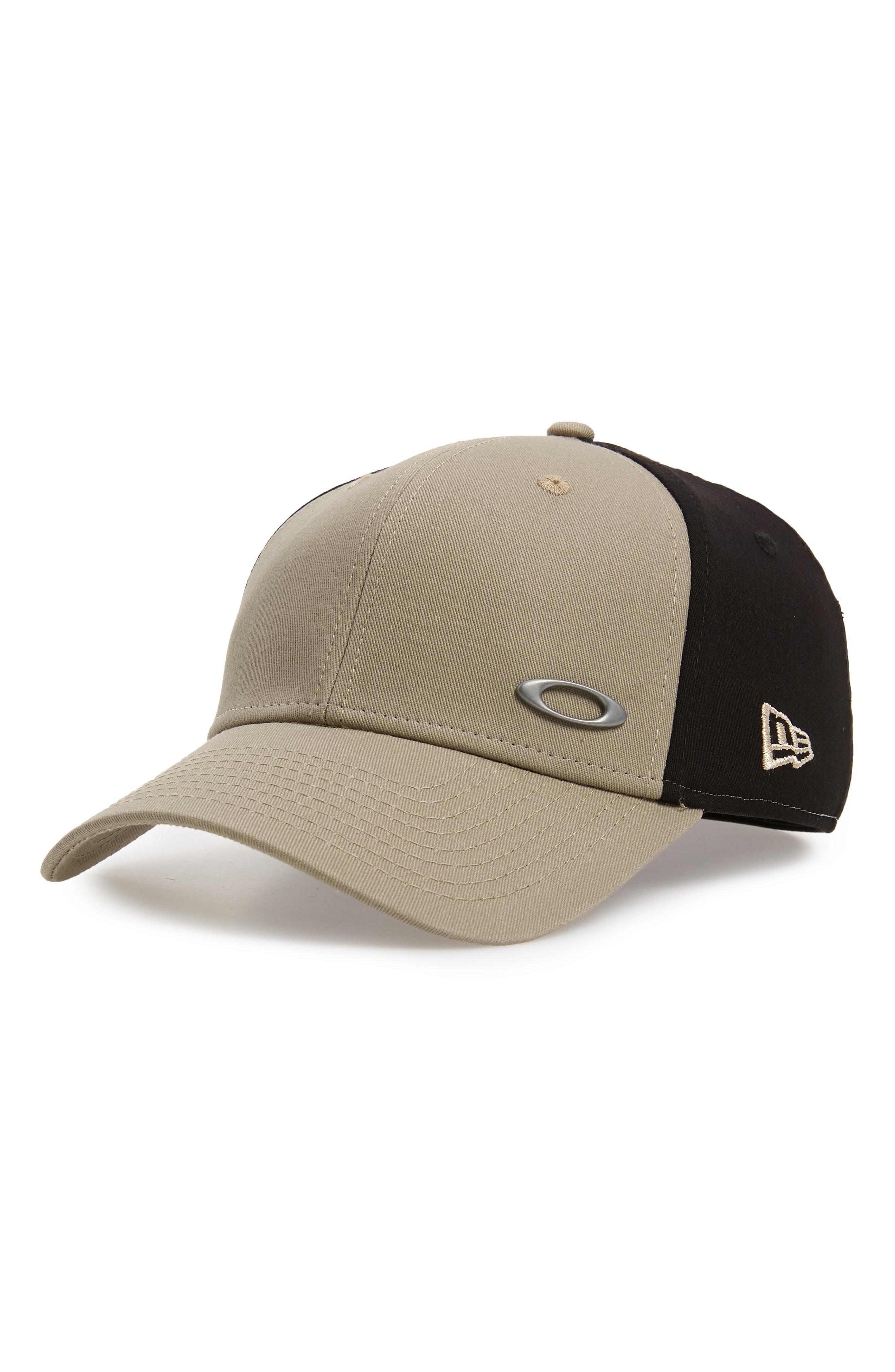 Lyst - Oakley Tinfoil Baseball Cap - for Men 27a476585a26