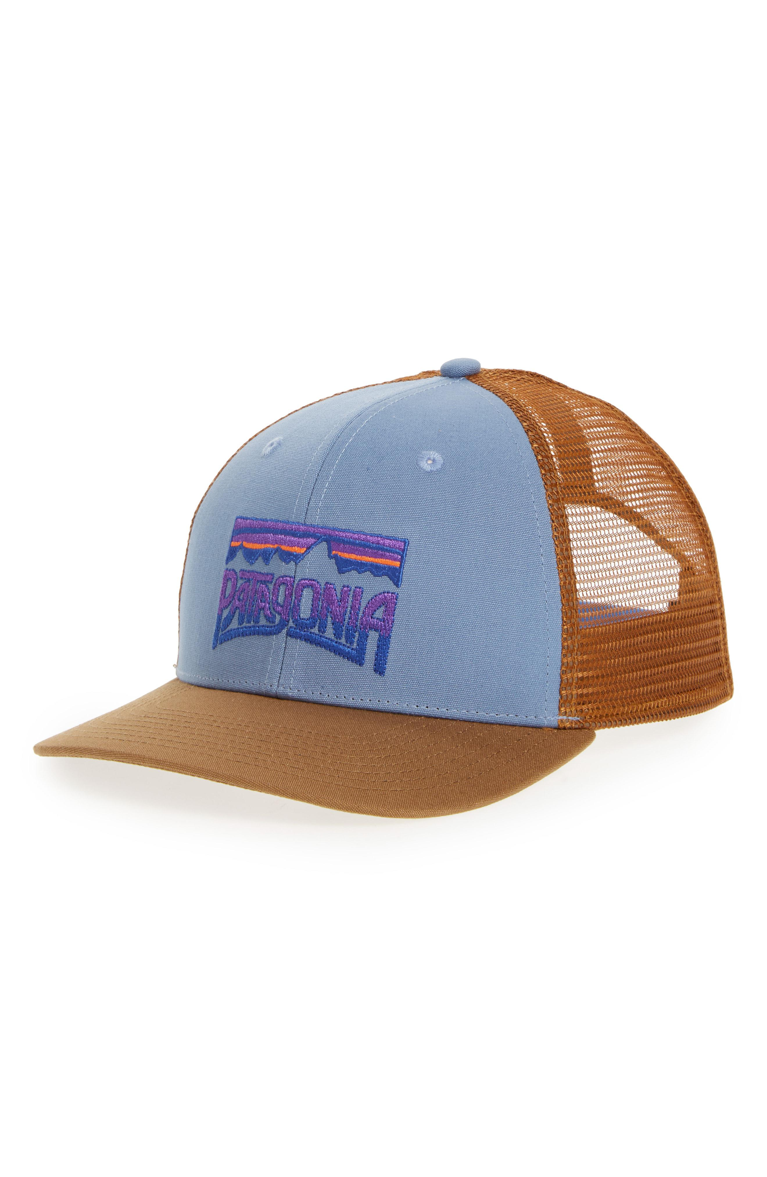Lyst - Patagonia Fitz Roy Frostbite Trucker Cap - for Men 487658e12d26