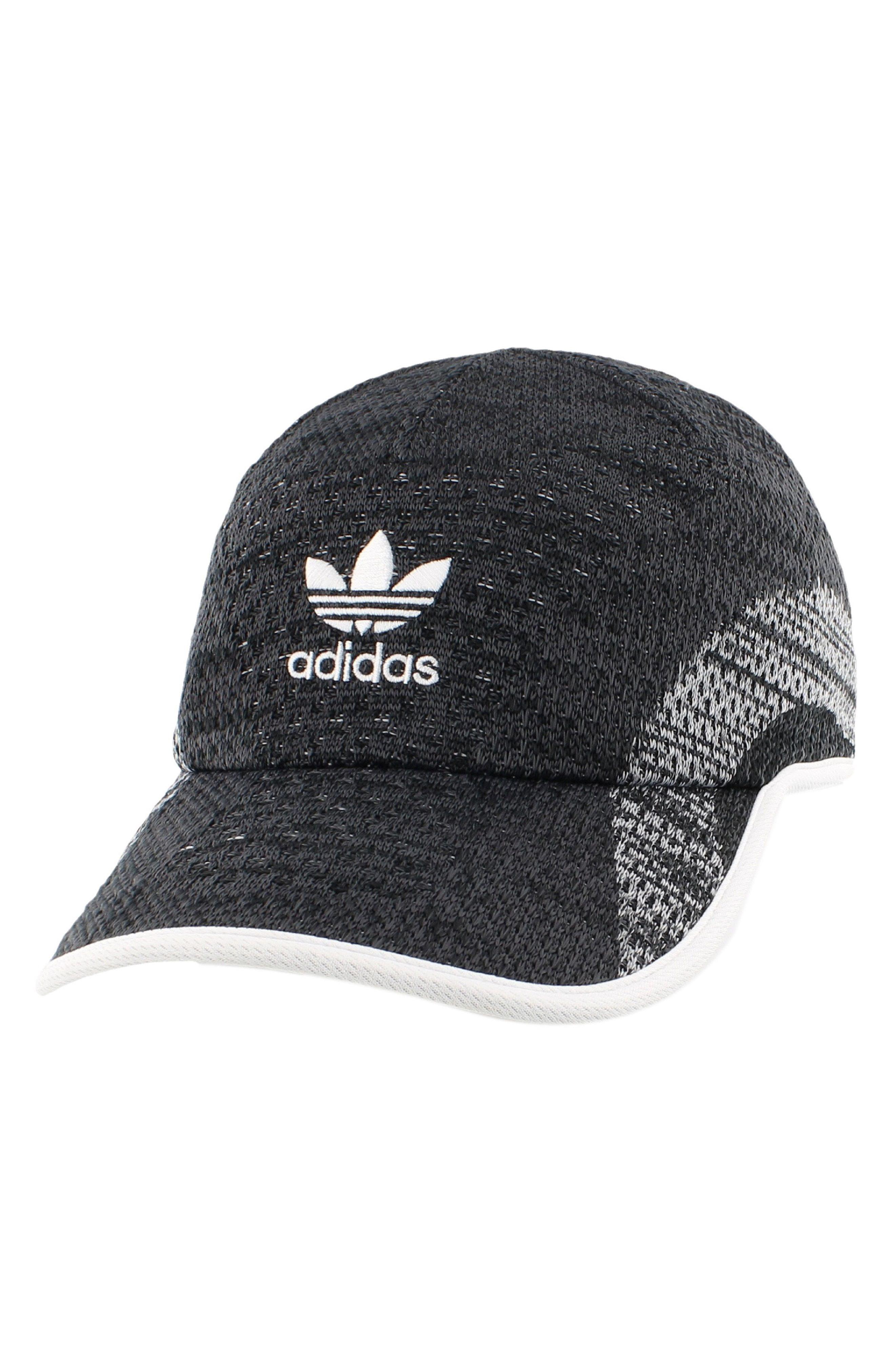 3a99942cac035 Lyst - adidas Originals Primeknit Ball Cap in Gray for Men