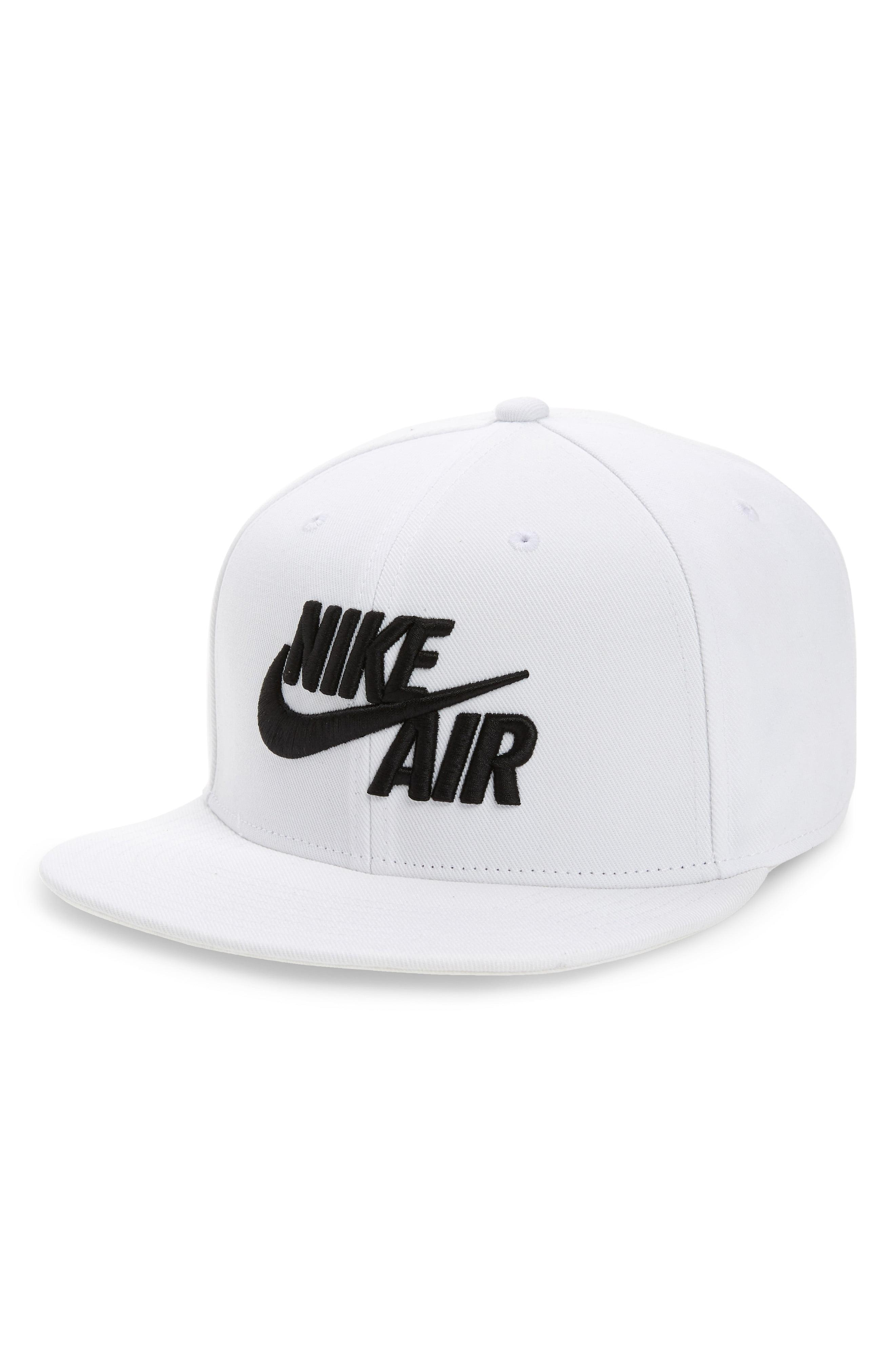 18d34c2edae9d7 Lyst - Nike Pro Cap Air Classic Snapback Baseball Cap in White for ...