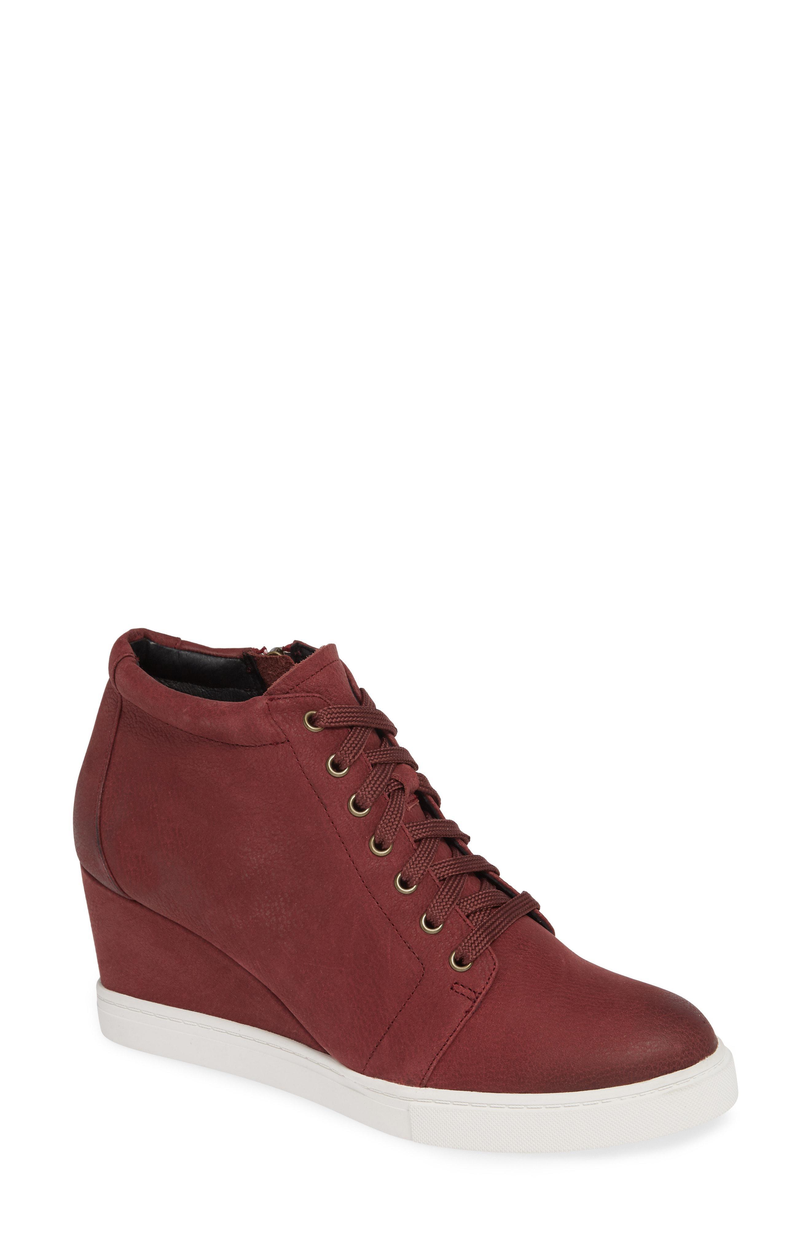 2c68f93dc48 Lyst - Caslon Caslon Axel Wedge Sneaker - Save 40%