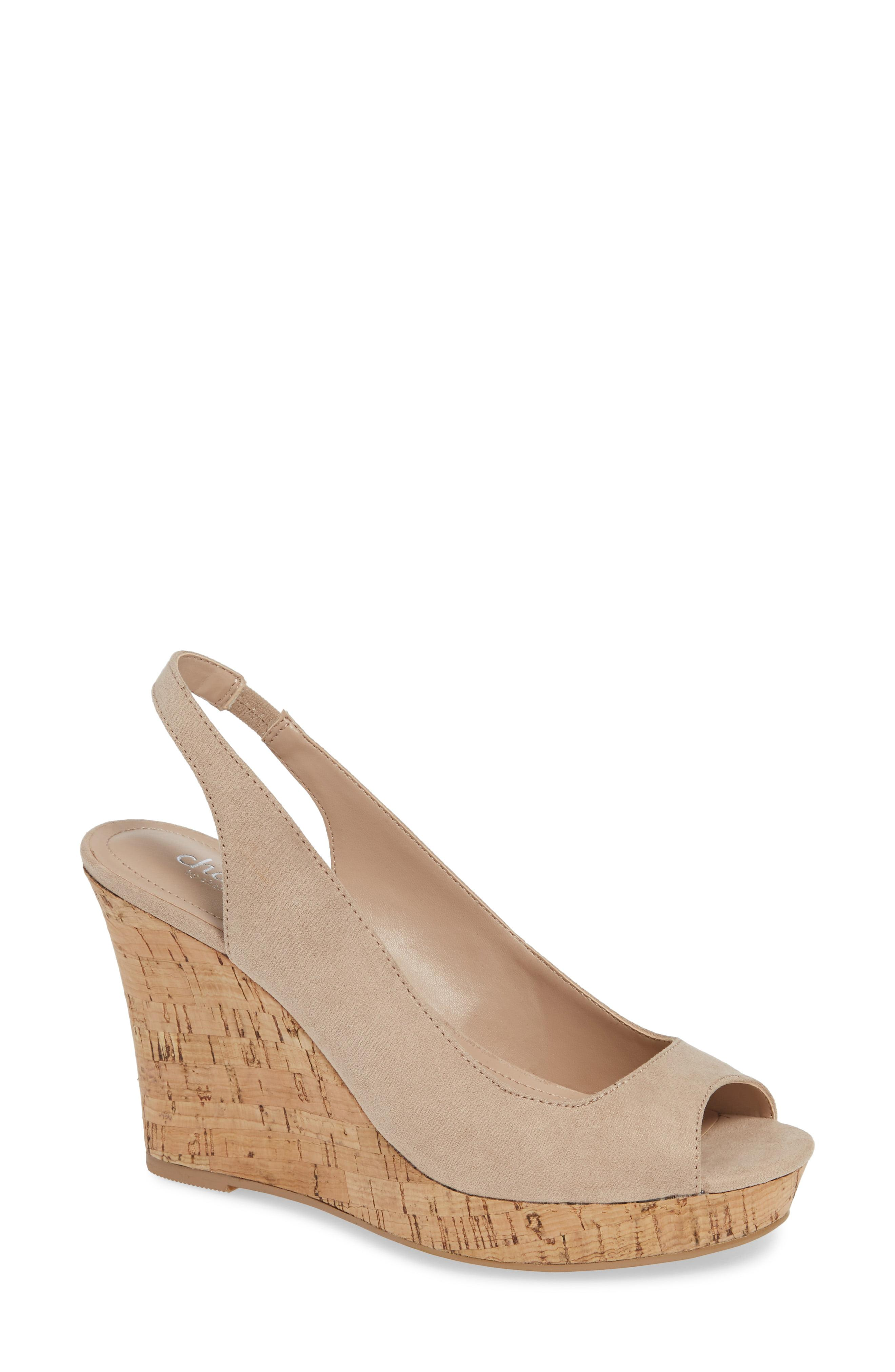 f5a8809627c Charles David. Women s Leandra Slingback Wedge