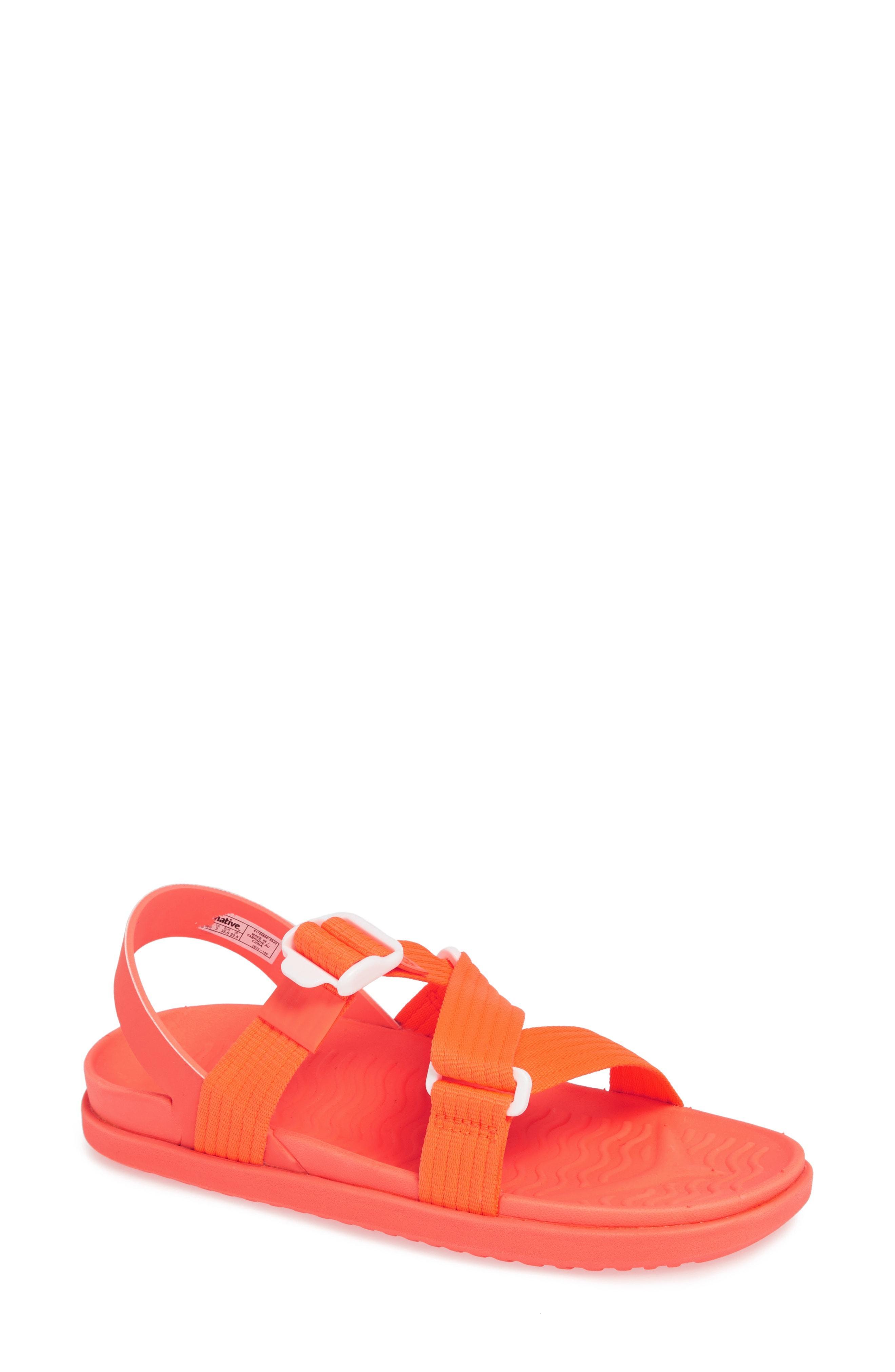 8867ee35375 Lyst - Native Shoes Zurich Vegan Sandal in Pink