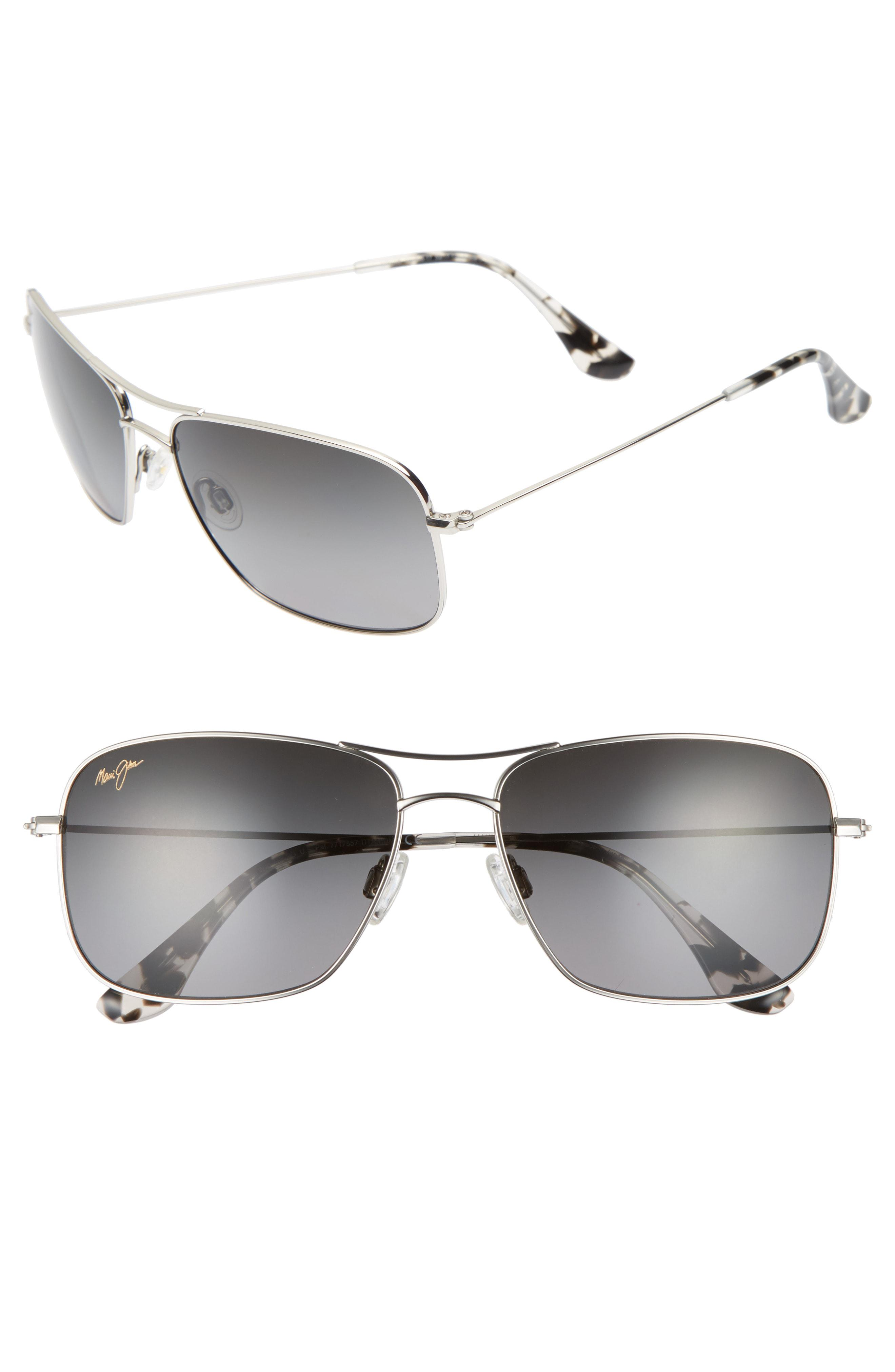 c643d26d58b9c Wiki Maui Lyst Polarizedplus2 59mm In Jim Aviator Sunglasses EdqaUq