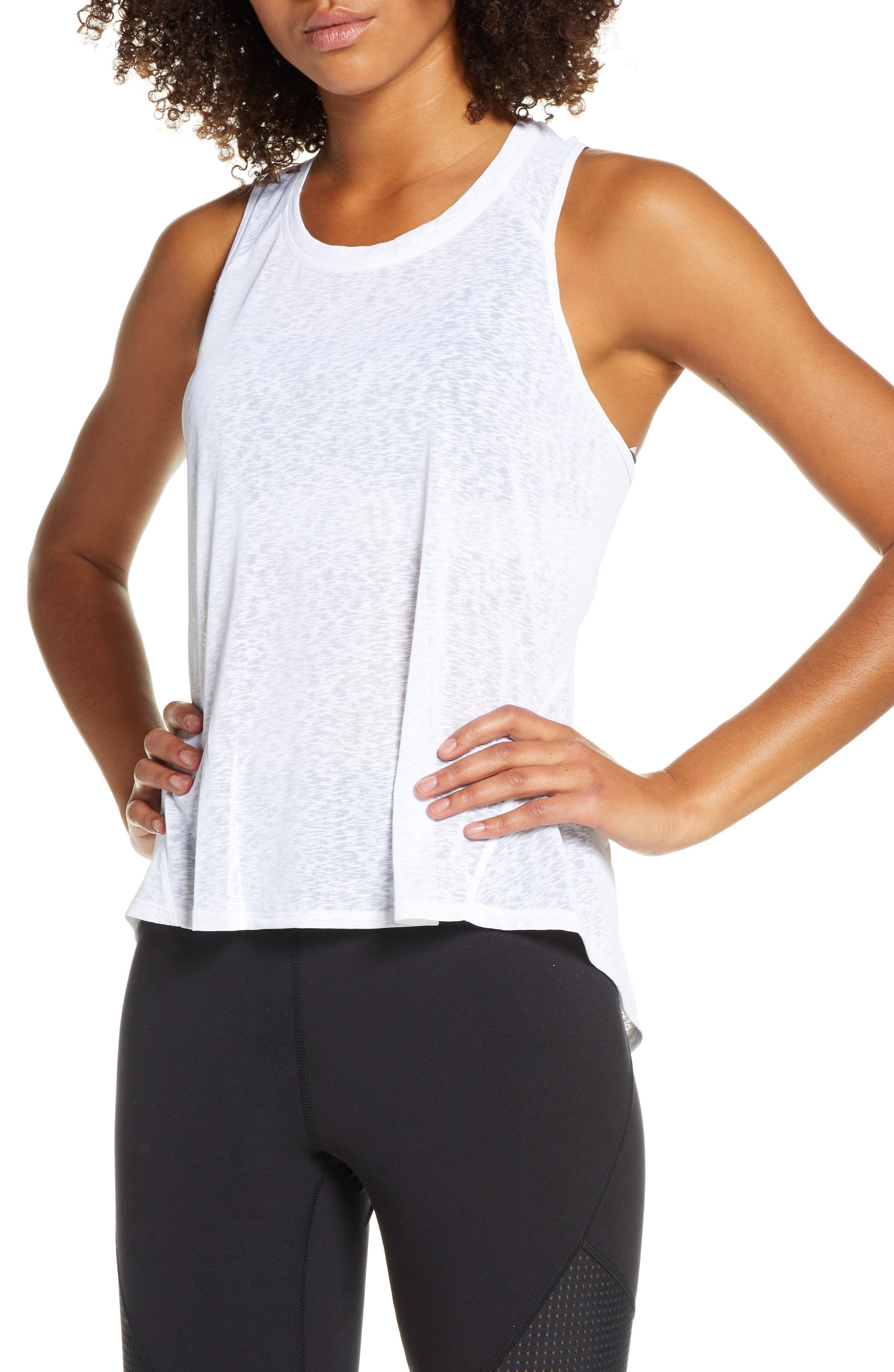 best website ee0cd 16ba5 adidas. Women s White Contemporary Tank