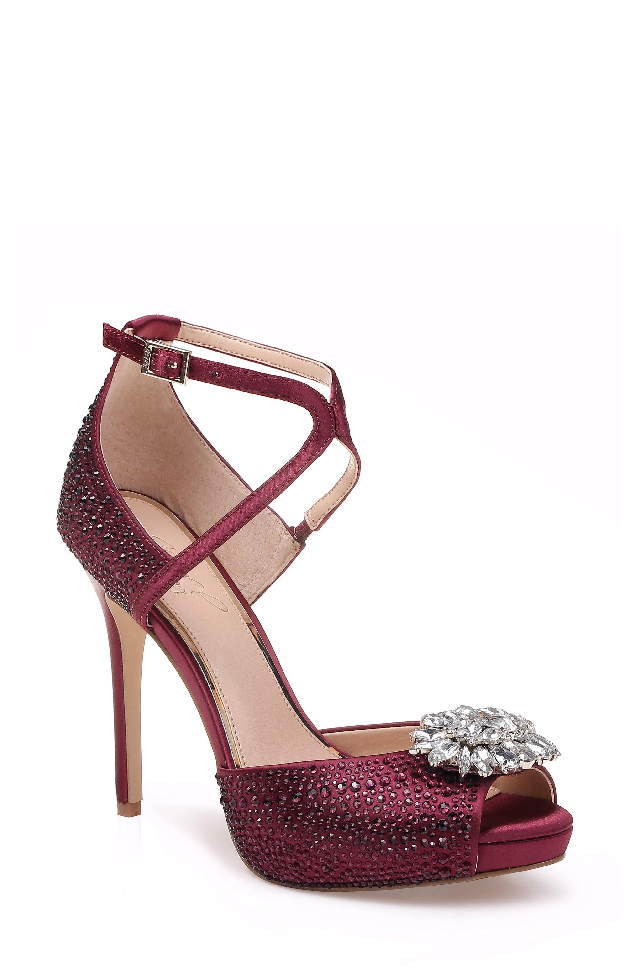 a603574de050 Badgley Mischka. Women s Zaina Platform Sandal