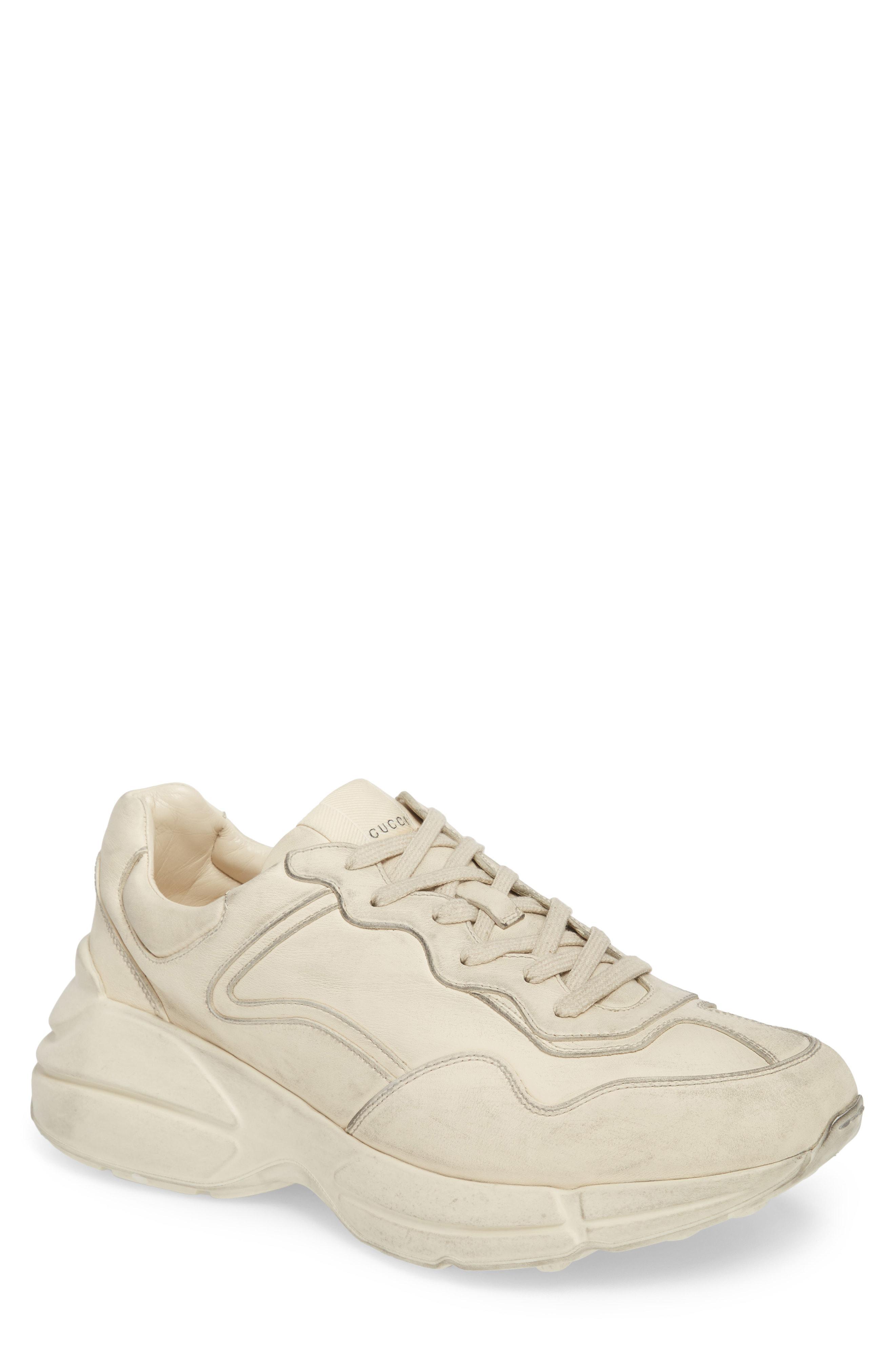 Lyst - Gucci Gara Sneaker in White for Men - Save 11% 3eff2e88e81b