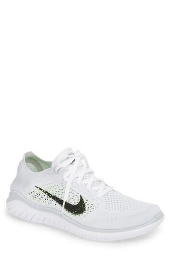Nike Red Free Rn Flyknit 2018 Running Shoe for men