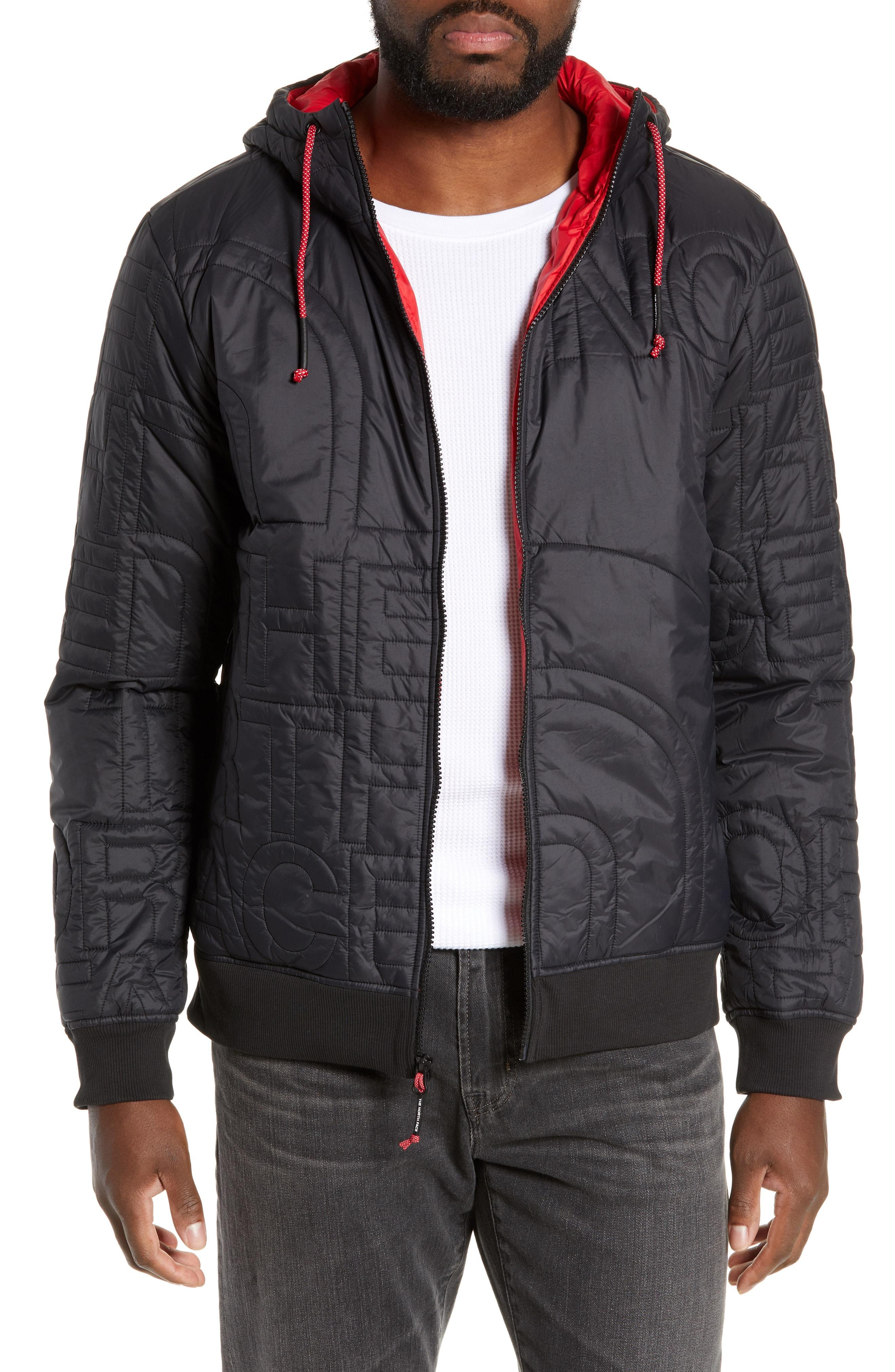 The North Face - Blue Alphabet City Quilted Jacket for Men - Lyst. View  fullscreen 667e4f241