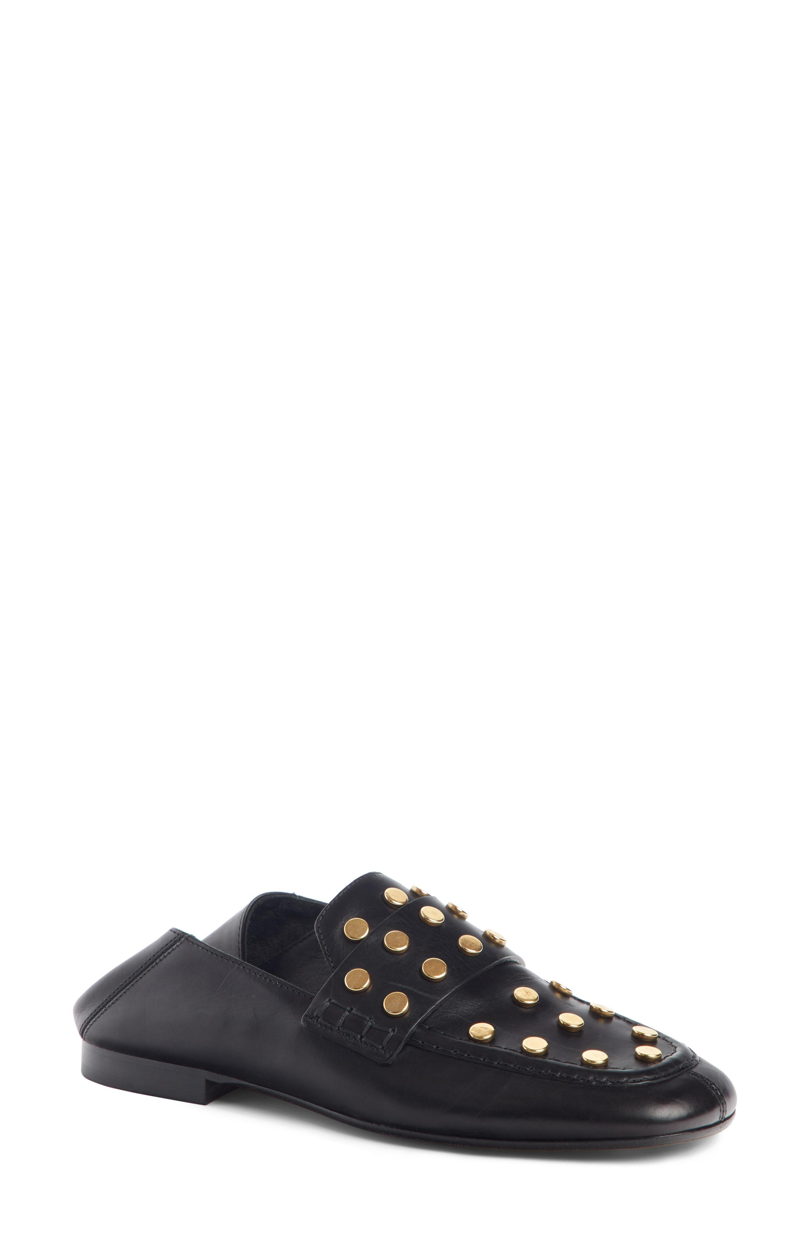 48084d30133 Lyst - Isabel Marant Feenie Loafers in Black