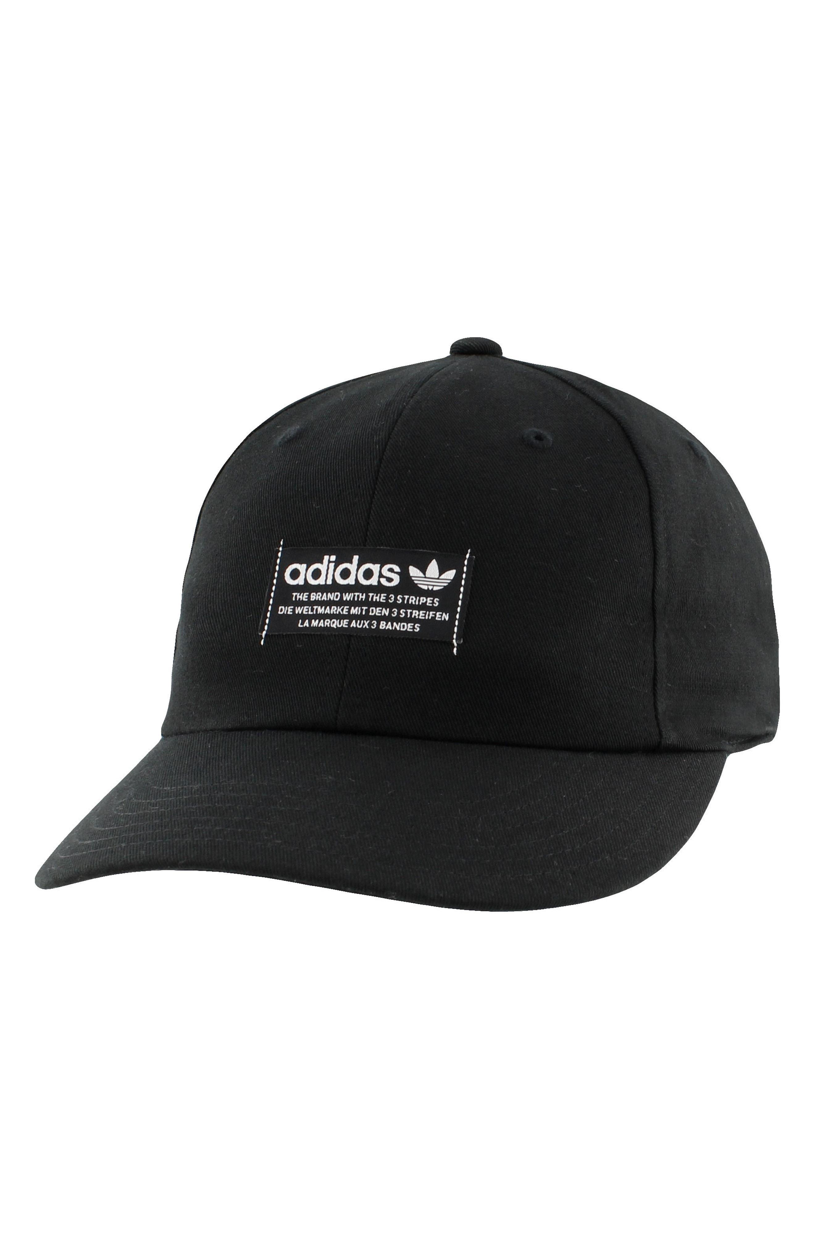 Lyst - adidas Originals Adidas Original Relaxed Patch Ball Cap in ... 6e35fd6522