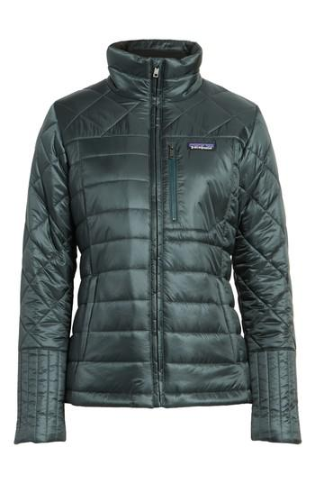 Lyst Patagonia Radalie Water Repellent Thermogreen