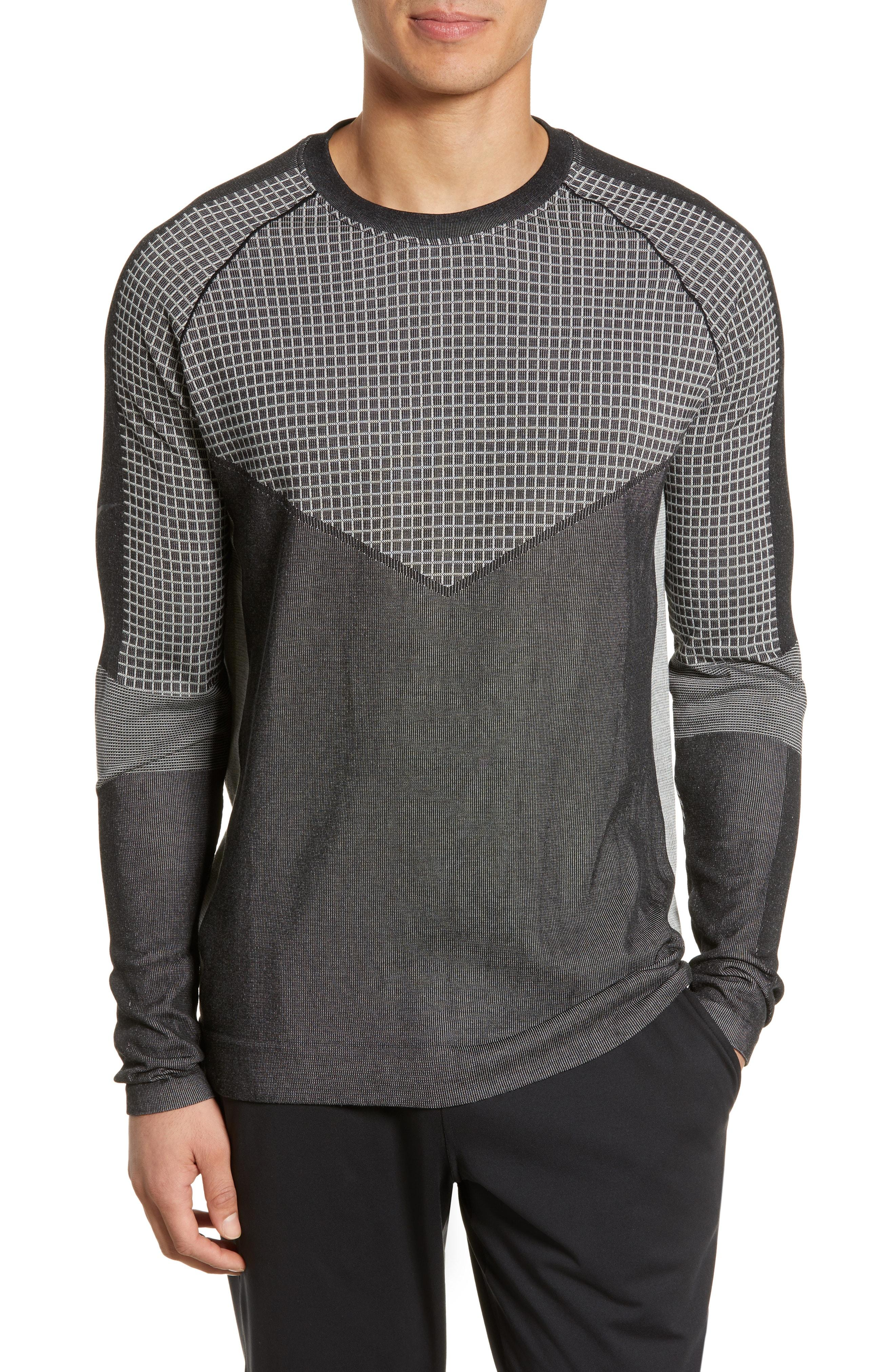 0e8fd9777a99 Lyst - Nike Sportswear Tech Pack Long Sleeve T-shirt in Black for Men