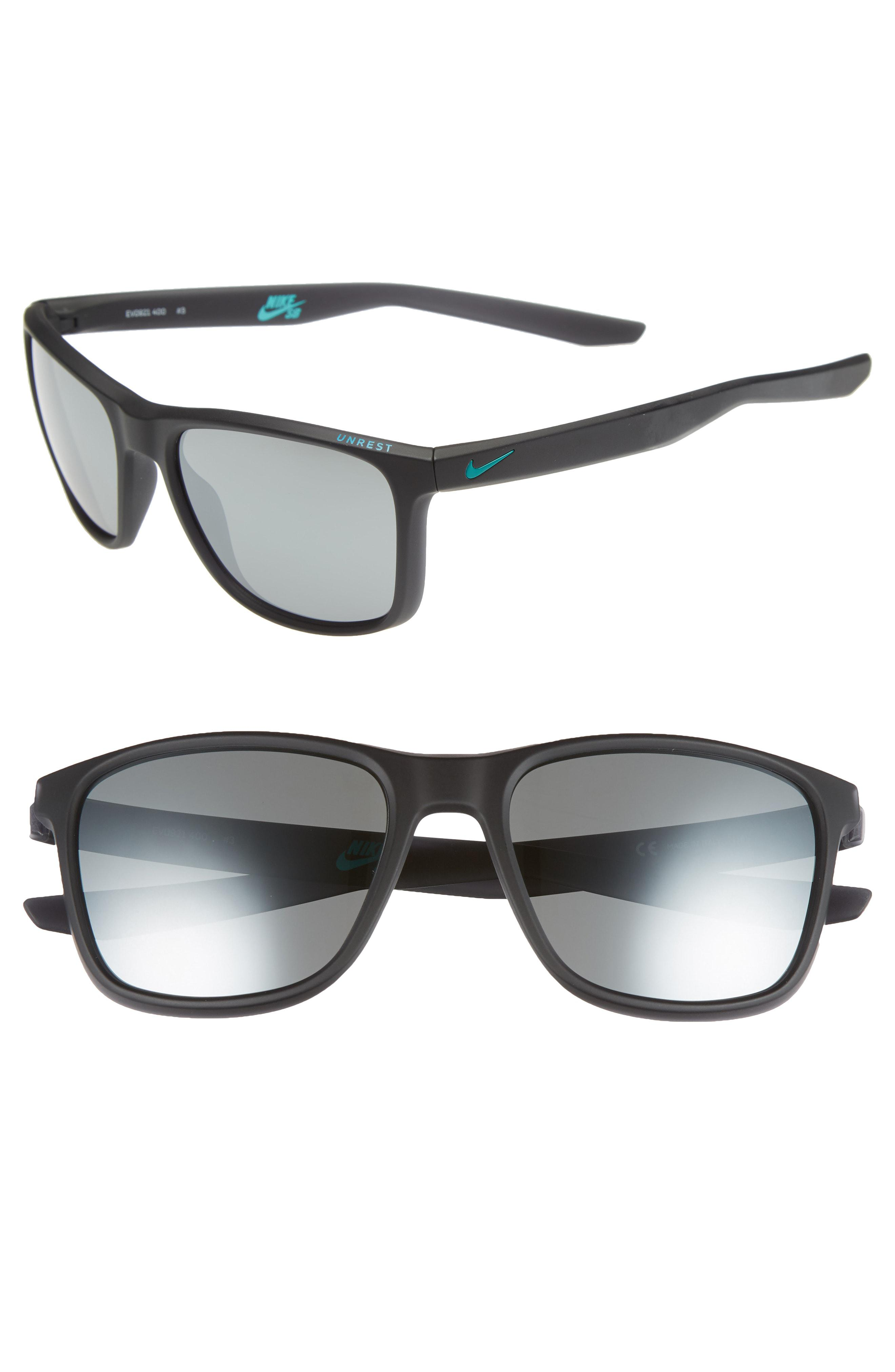 Lyst - Nike Unrest 57mm Sunglasses in Gray for Men f6a1a24bfe