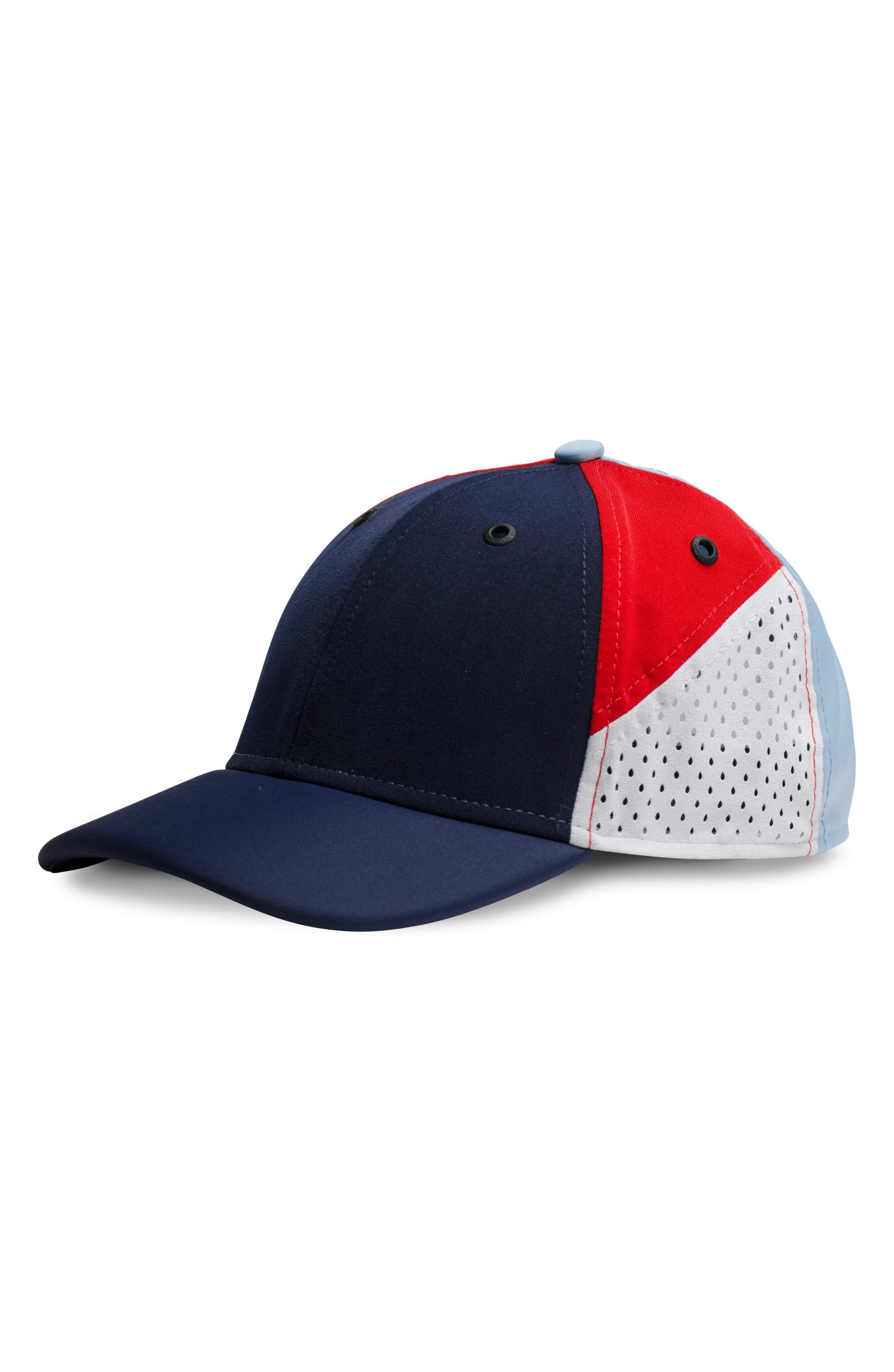 timeless design 9e72b c3144 Melin. Men s Blue The Assault Snapback Baseball Cap -