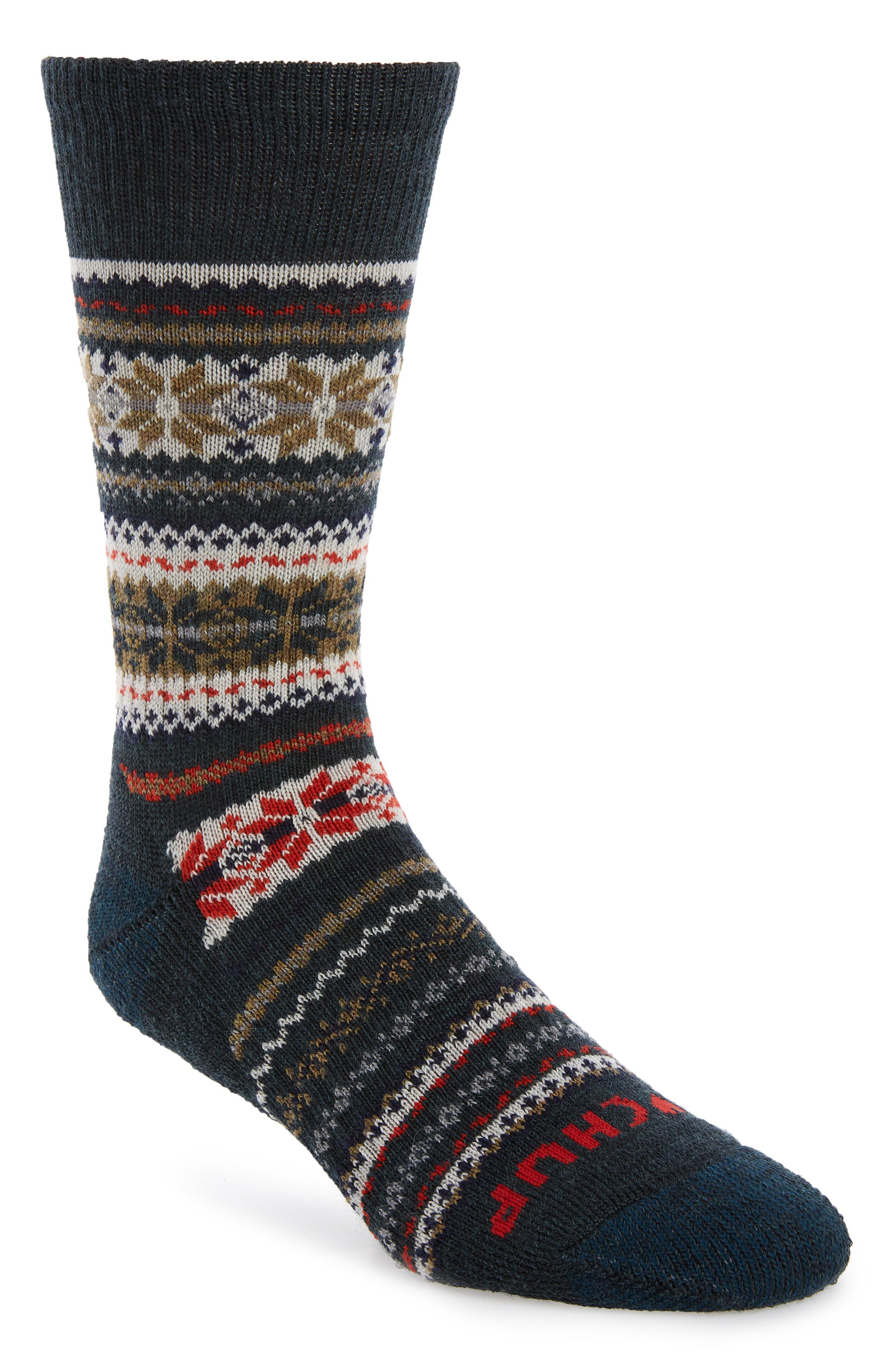 Lyst - Smartwool X Chup Snowflake Socks for Men da2170e26