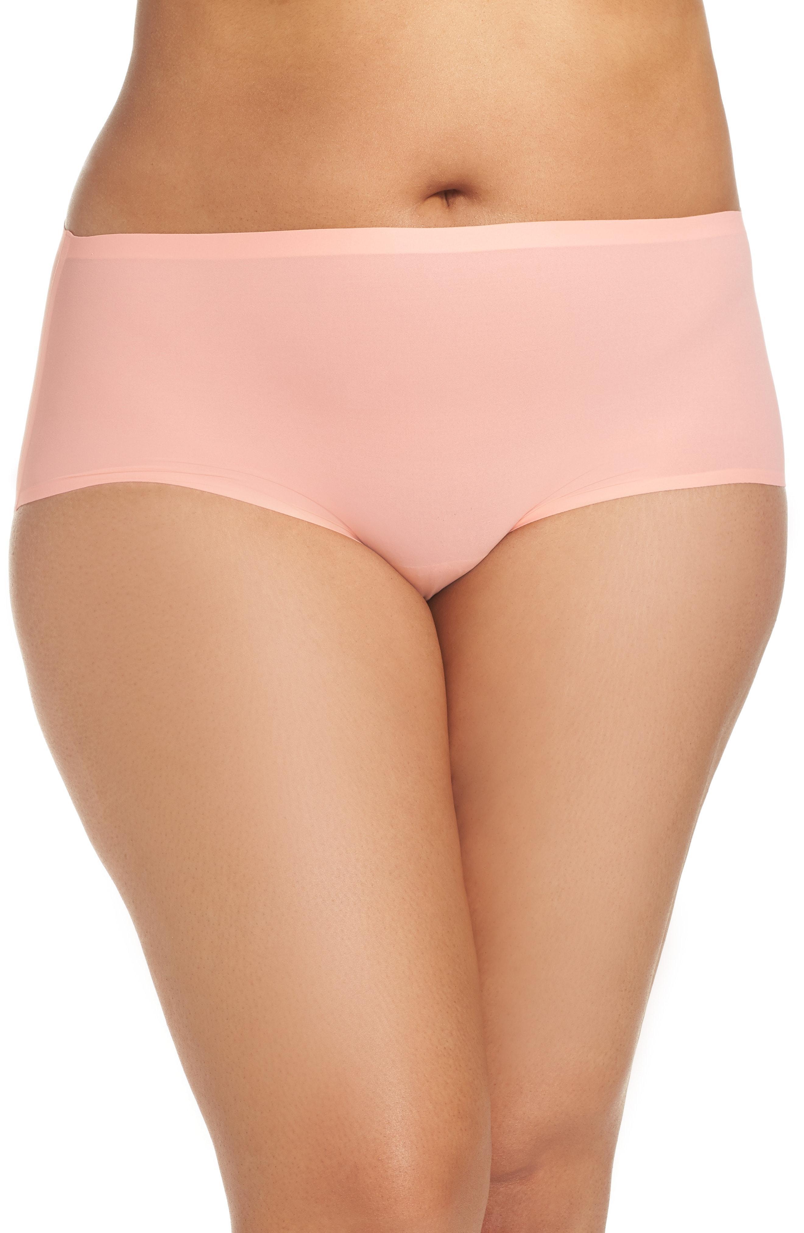 3bafac69738f Lyst - Chantelle Soft Stretch High Waist Seamless Briefs in Pink
