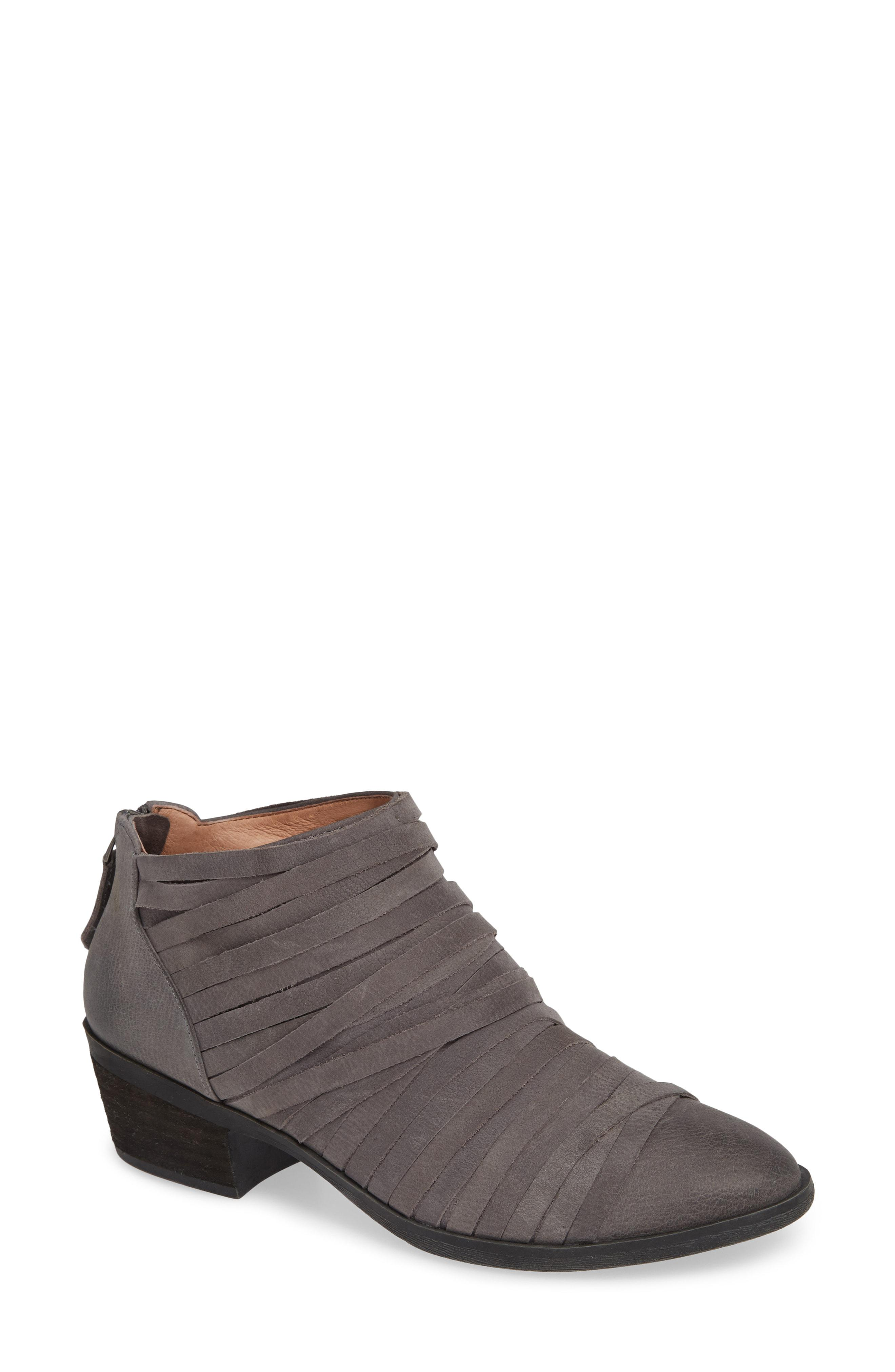 ab9cb47ecb1a Lyst - Caslon Caslon Leon Wrapped Bootie in Brown