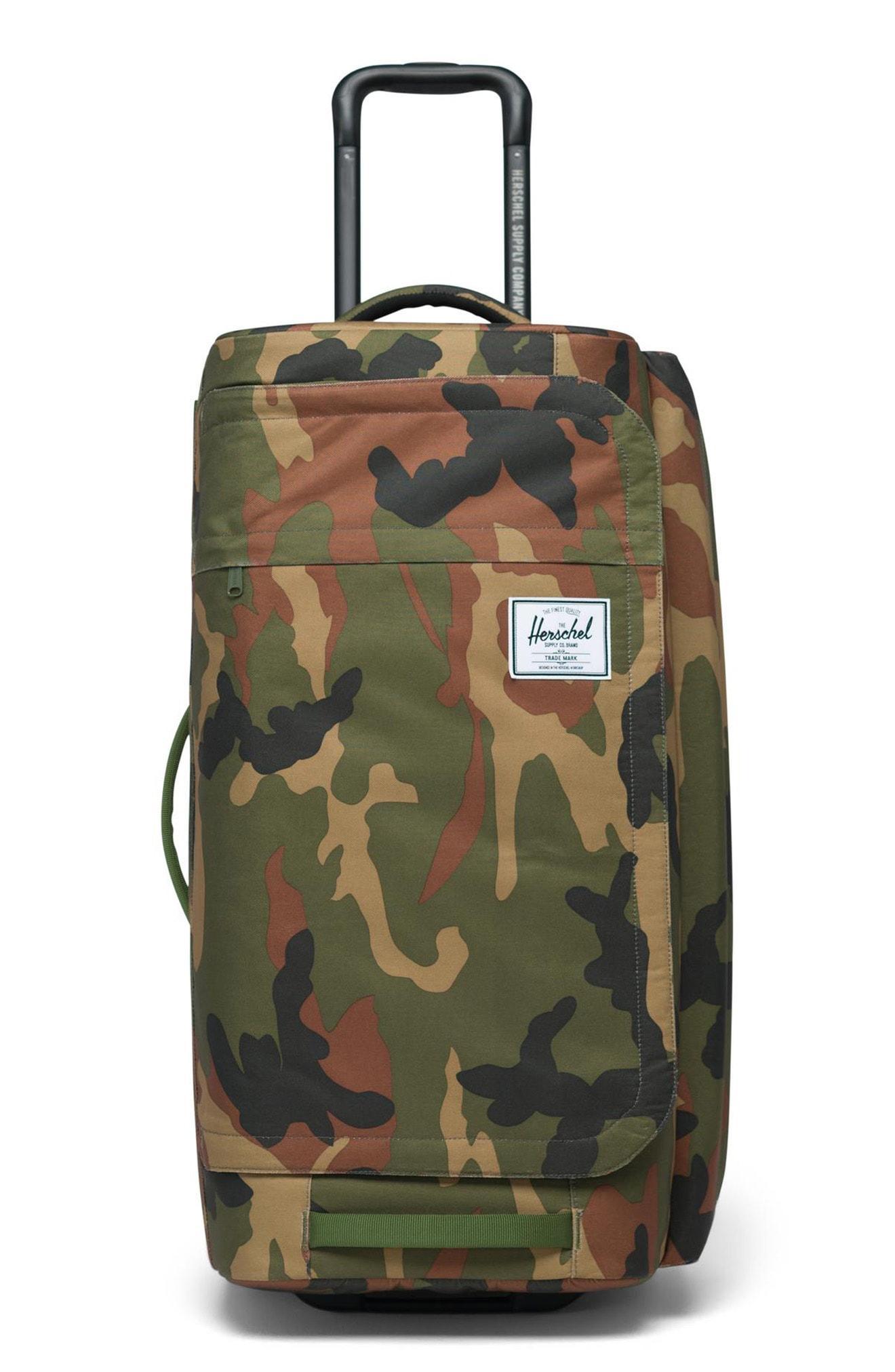 Lyst - Herschel Supply Co. Wheelie Outfitter 24-inch Duffel Bag in ... 94b292b495