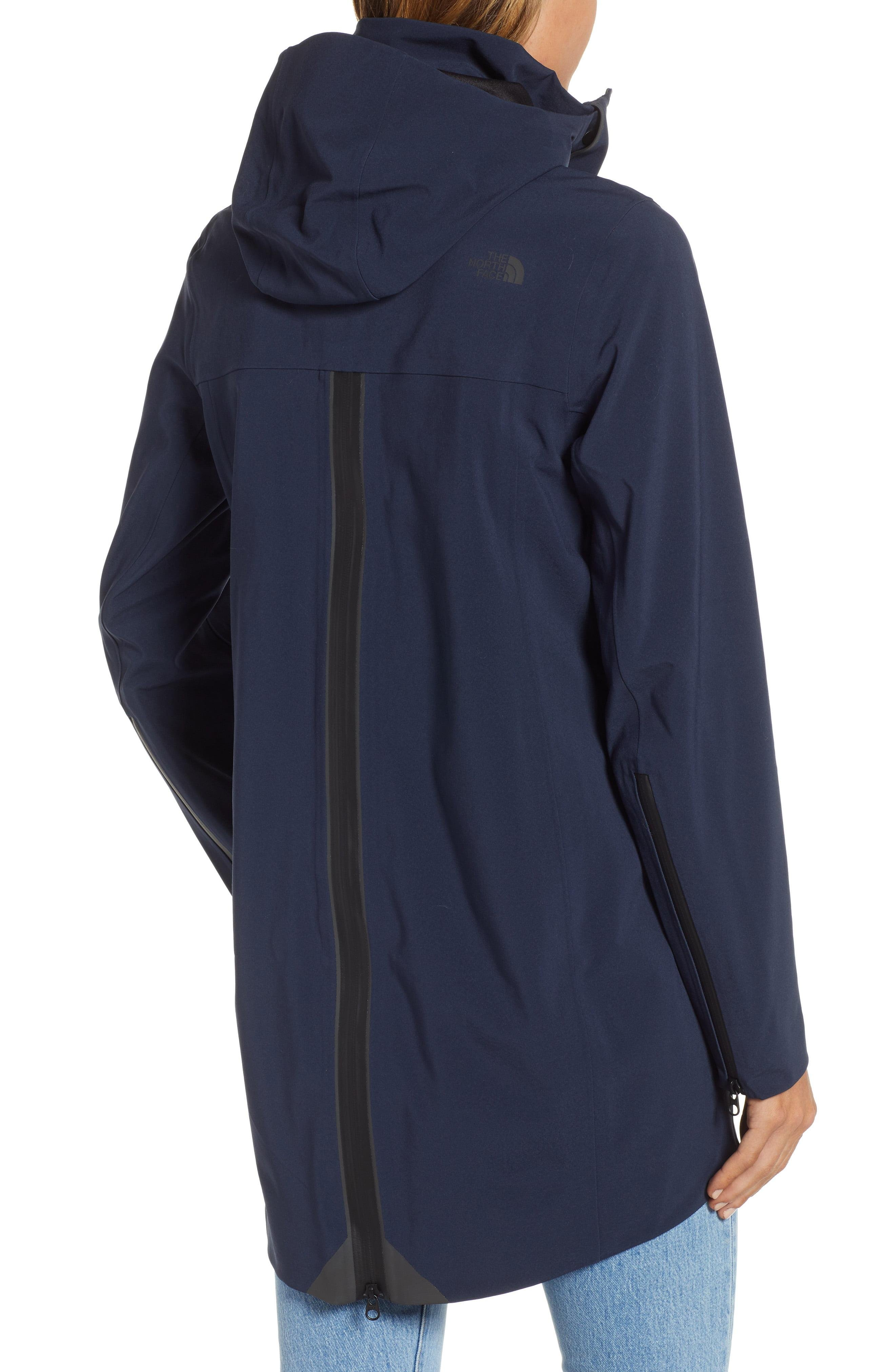227a77483 Lyst - The North Face Apex Flex Gore-tex Trench Coat in Blue