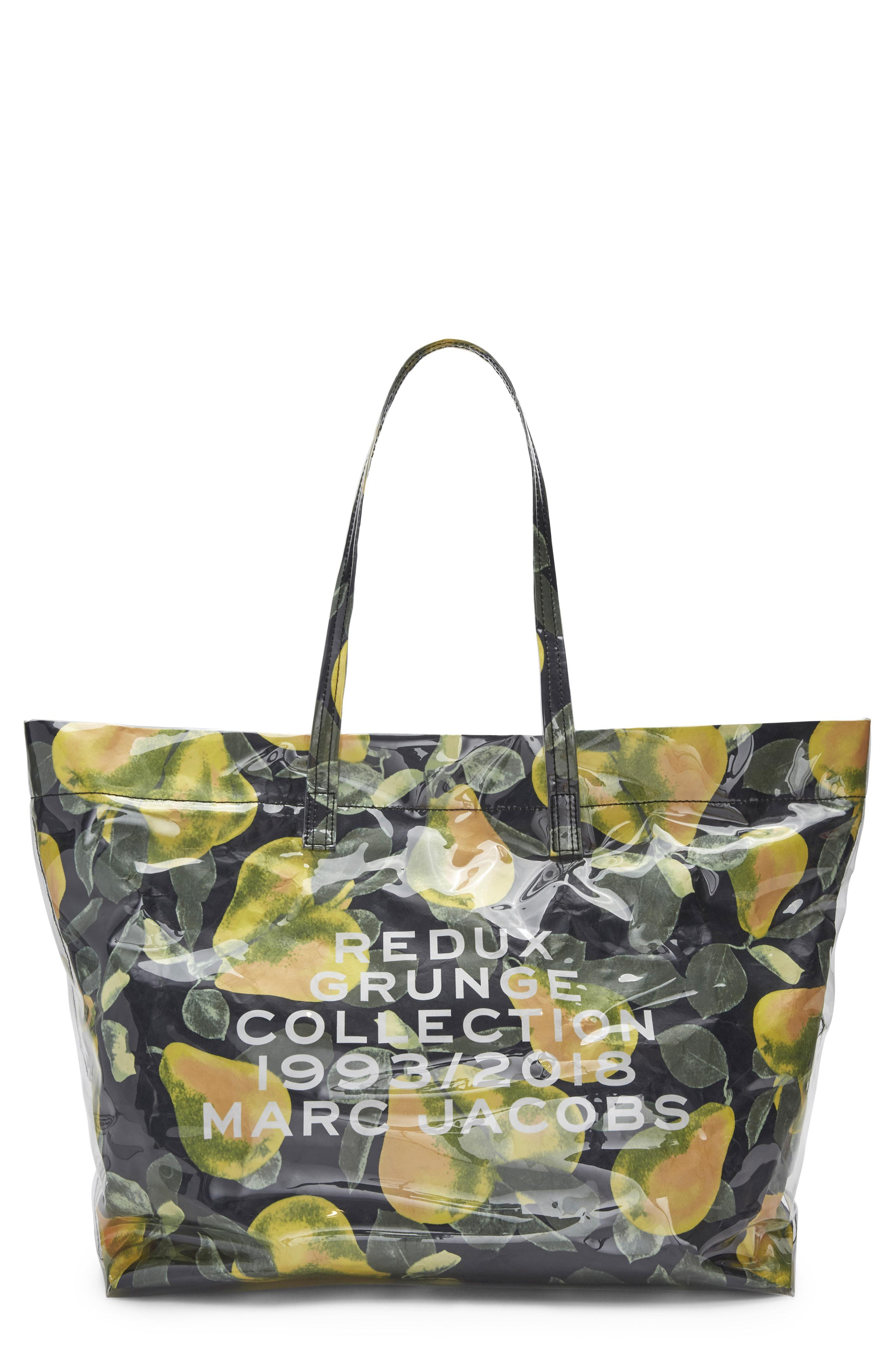 3a5433425938 Lyst - Marc Jacobs Redux Grunge East west Tote - Save ...