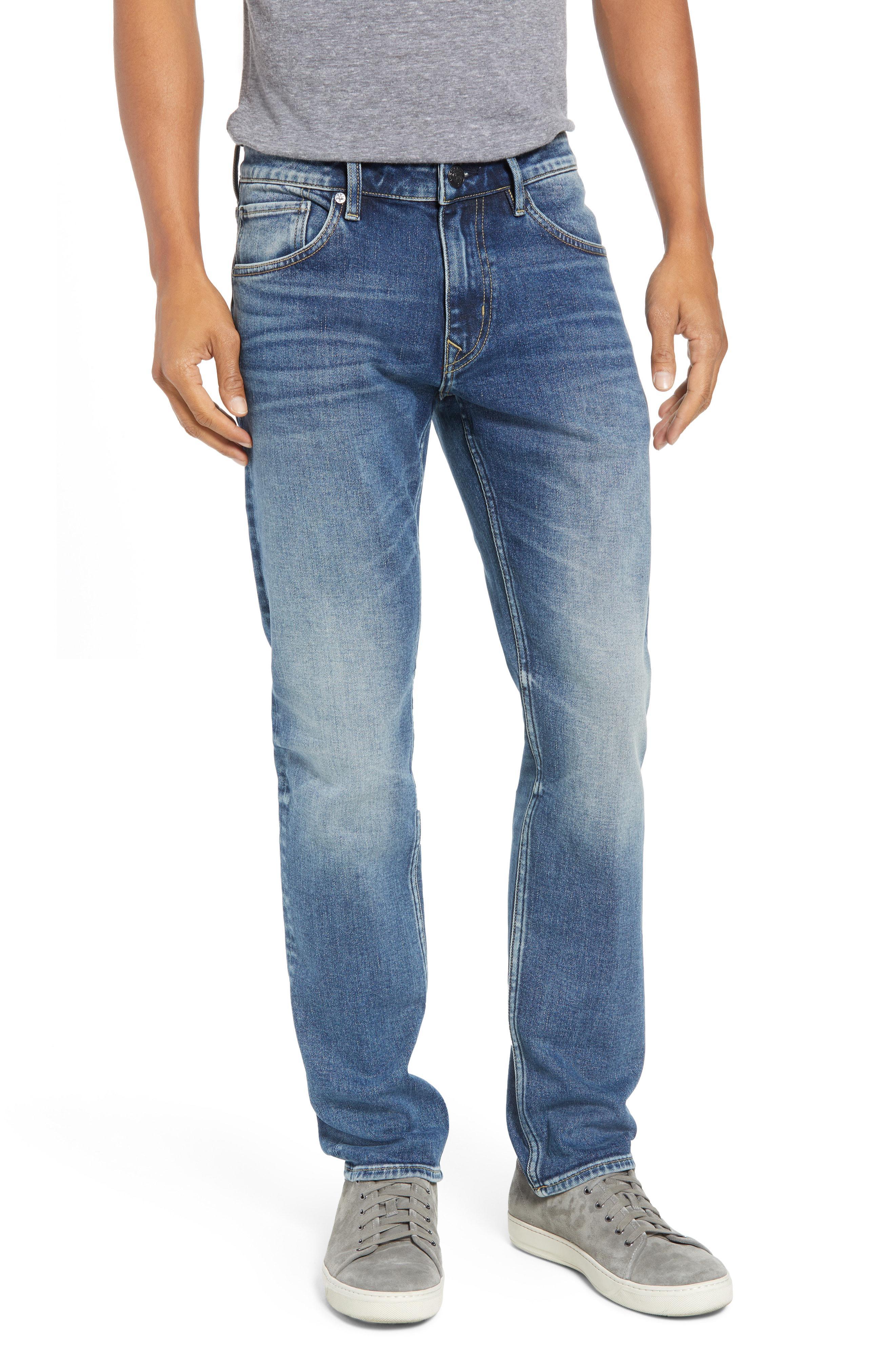 bcc58333c52 Lyst - Vigoss Mick Slim Fit Jeans in Blue for Men