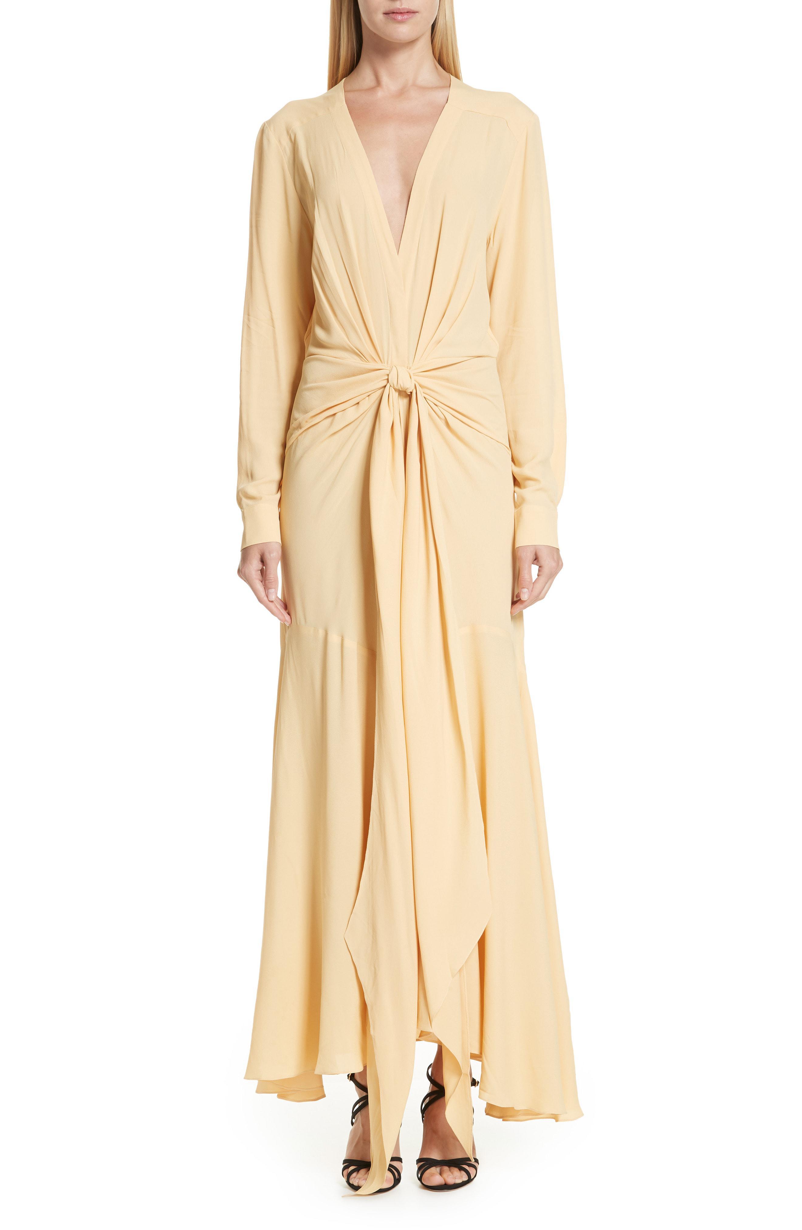 ab3bb3656d Lyst - Jacquemus La Robe Viavelez Dress in Natural