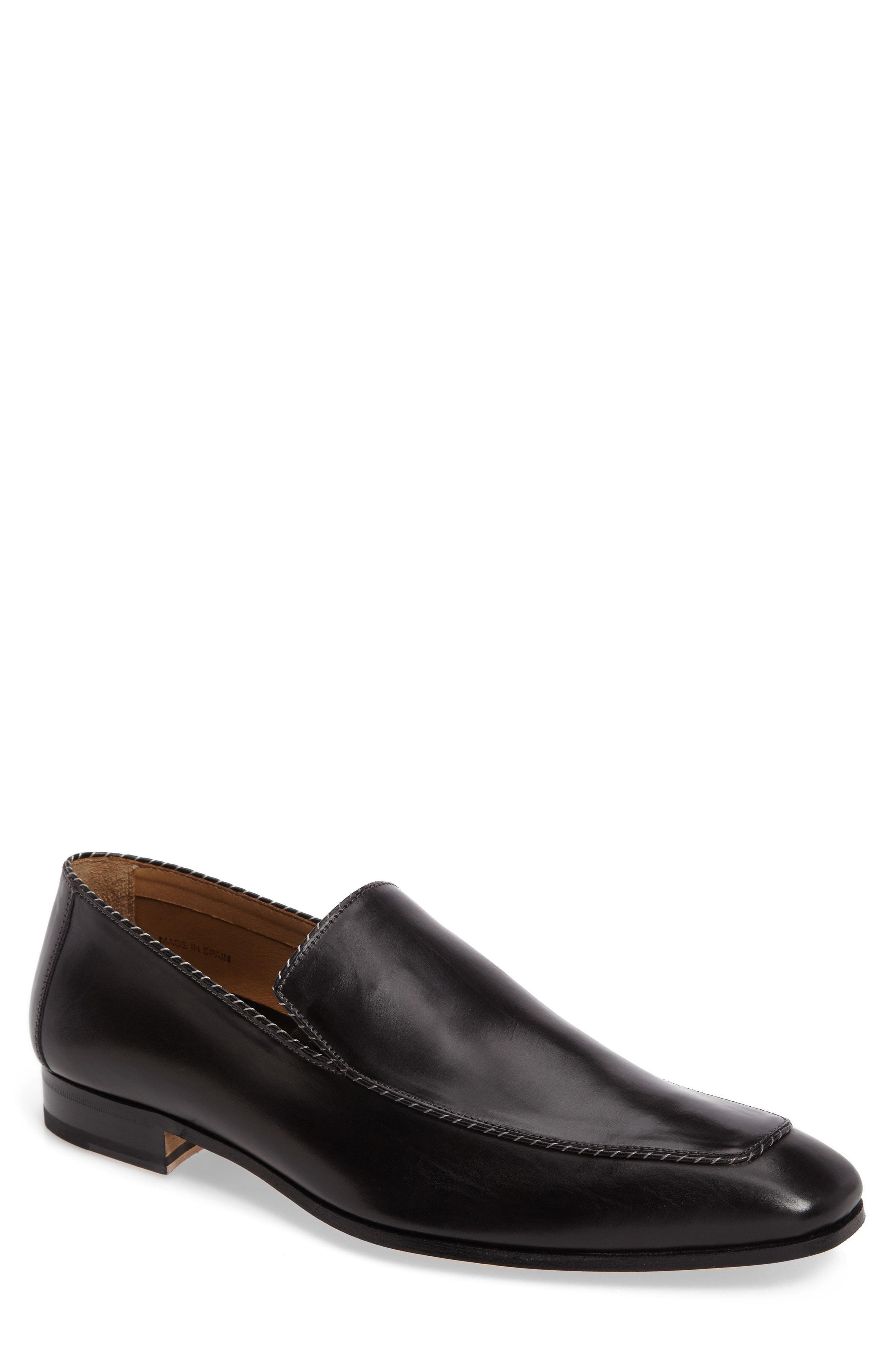 093191f5817 Lyst - Mezlan Brandt Venetian Loafer in Black for Men