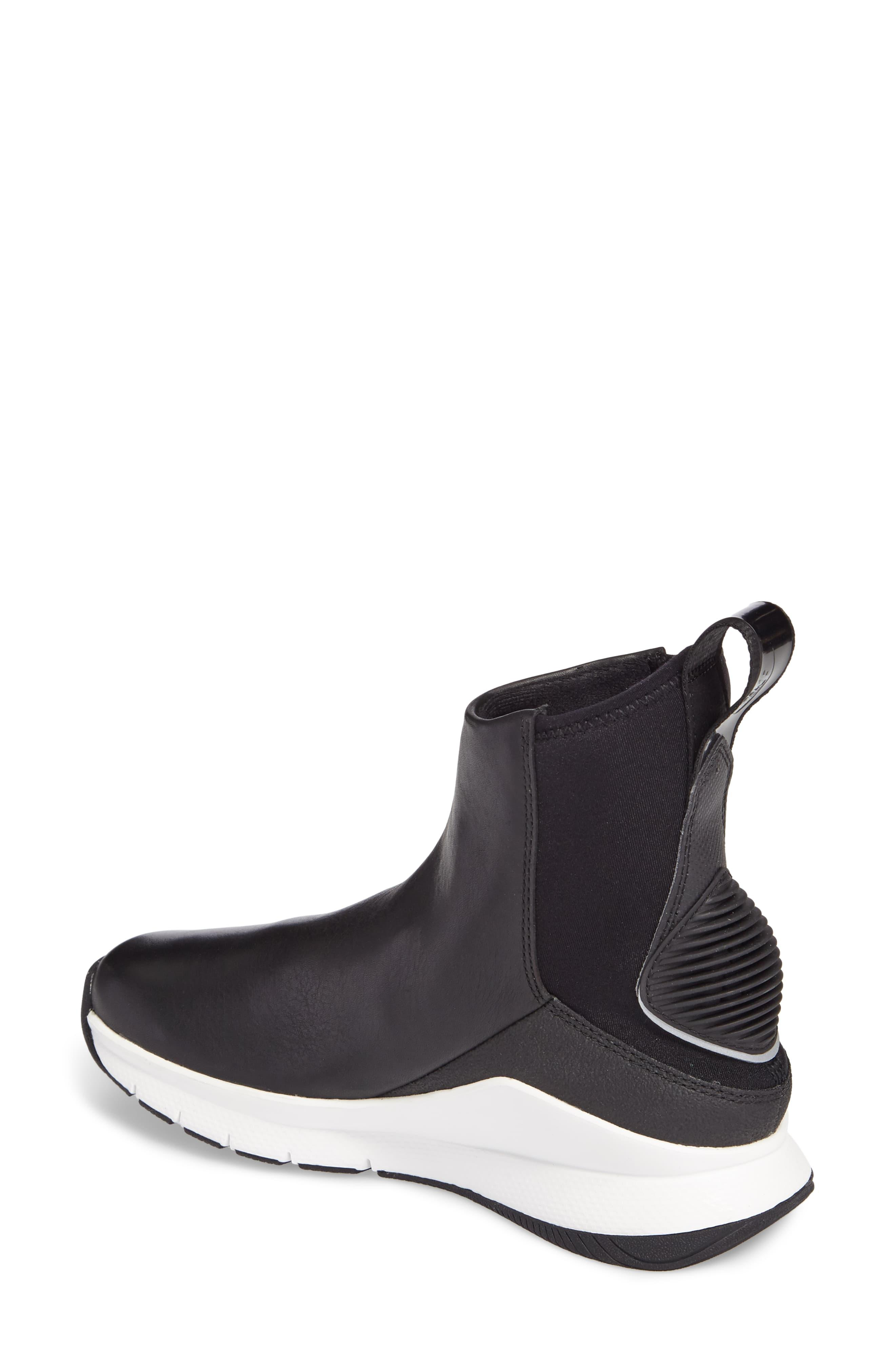 sale retailer 5b907 b30b2 Nike Rivah High Premium Waterproof Sneaker Boot in Black - Lyst