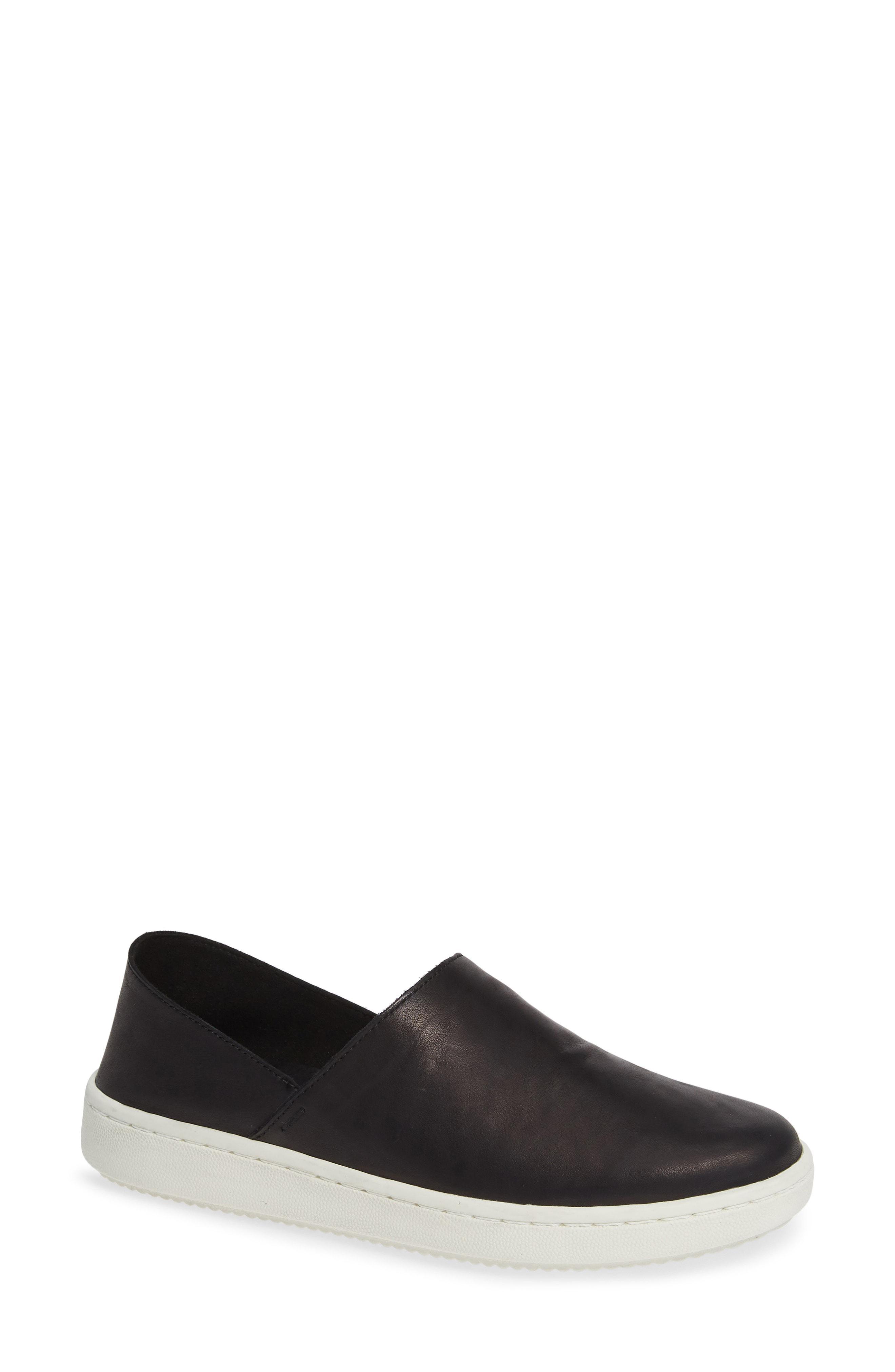 81406ed2d Lyst - Eileen Fisher Panda Ii Slip-on Sneaker in Black