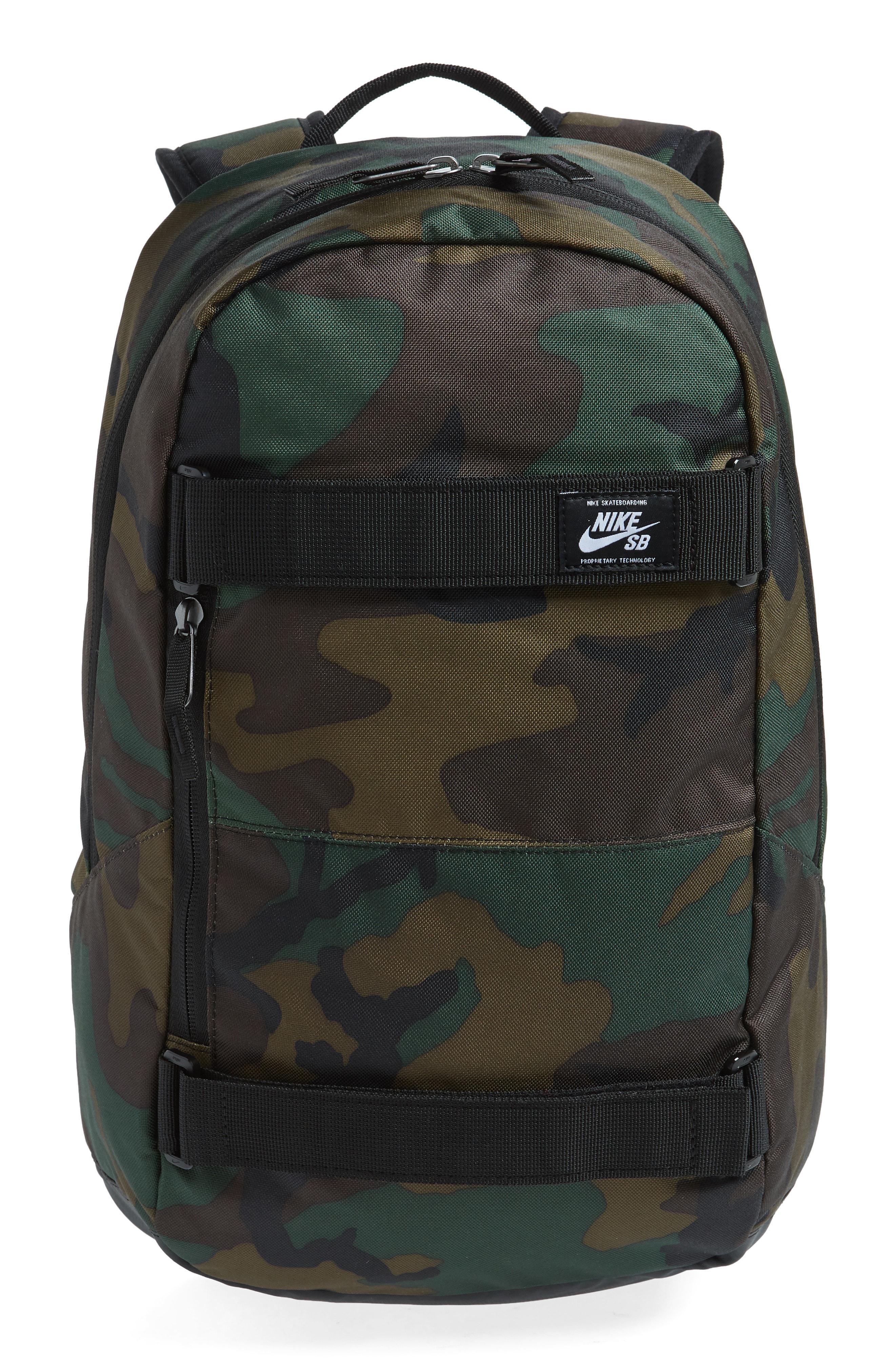 Nike - Black Courthouse Backpack for Men - Lyst. View fullscreen 8cd128fb40