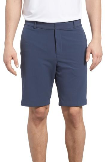 1999a022e8d0 Lyst - Nike Dry Flex Slim Fit Golf Shorts in Blue for Men