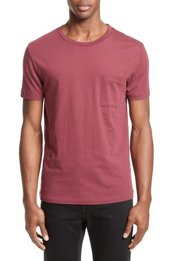 Lyst levi 39 s levi 39 s made crafted tm pocket t shirt in for Levis made and crafted shirt