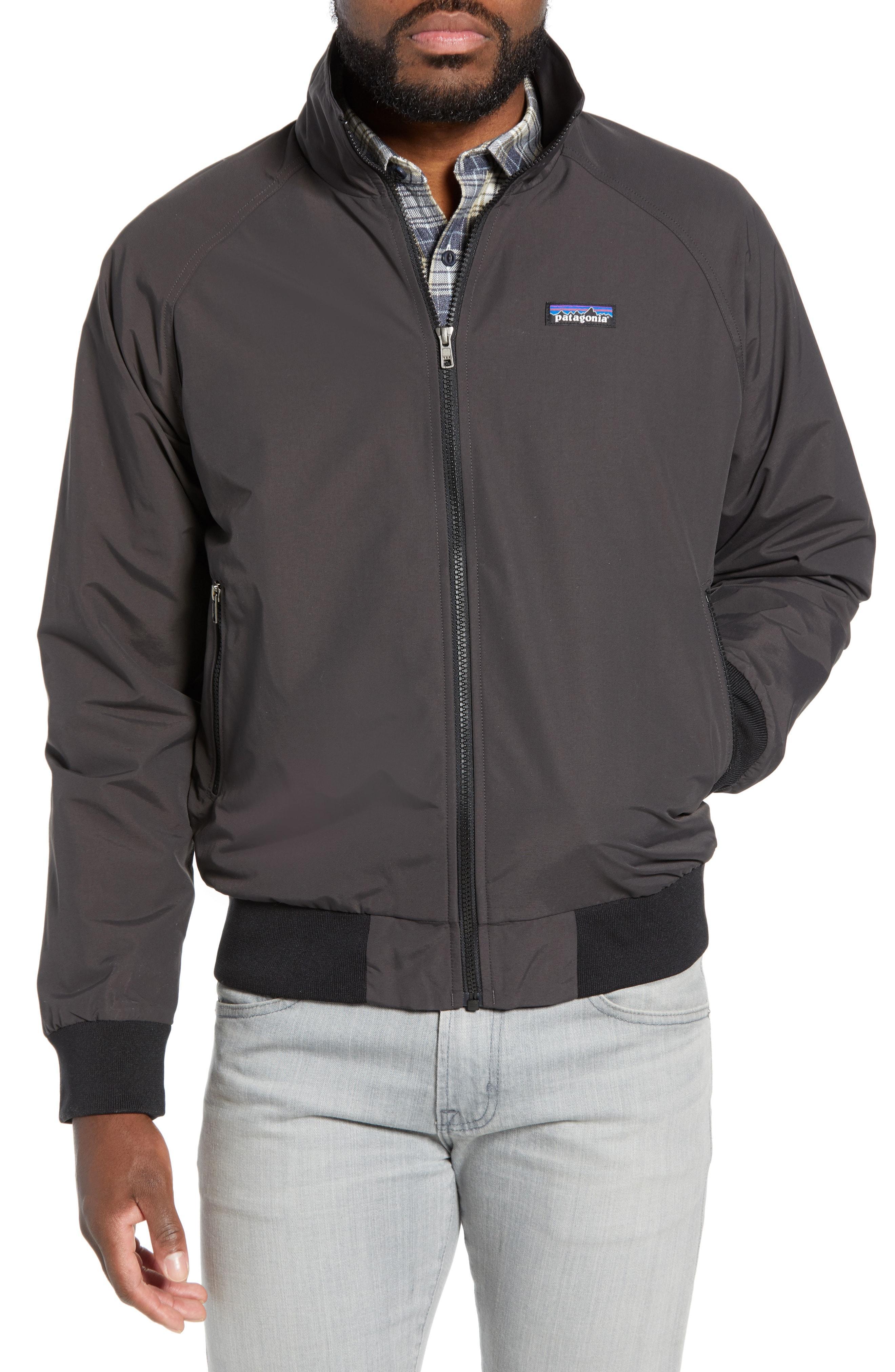 2de30340c5 Patagonia - Black Baggies Wind   Water Resistant Jacket for Men - Lyst.  View fullscreen