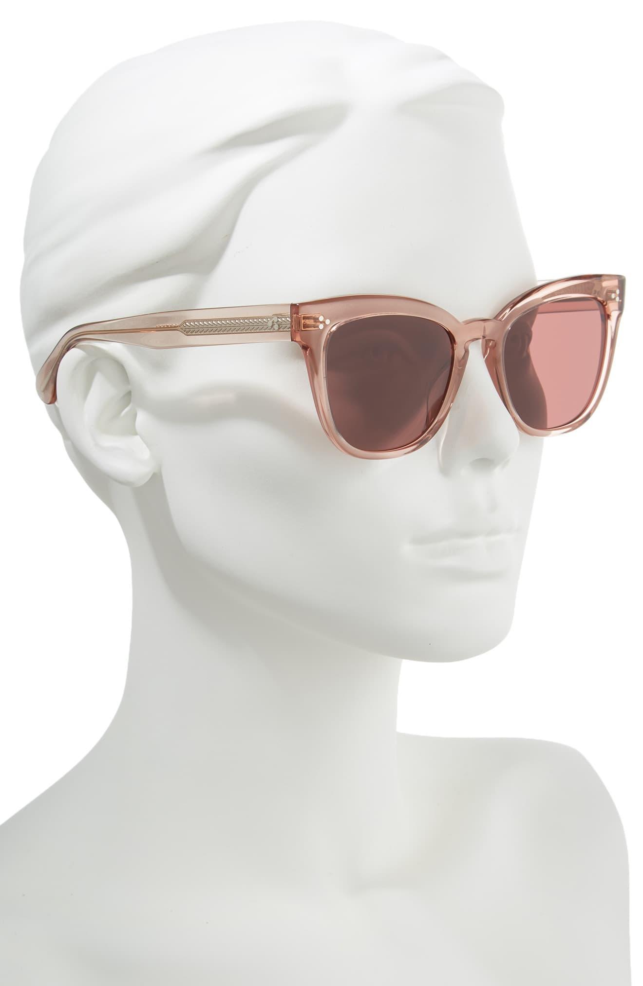 e597f87b28 Oliver Peoples - Pink Marianela 54mm Cat Eye Sunglasses - Washed Rose -  Lyst. View fullscreen
