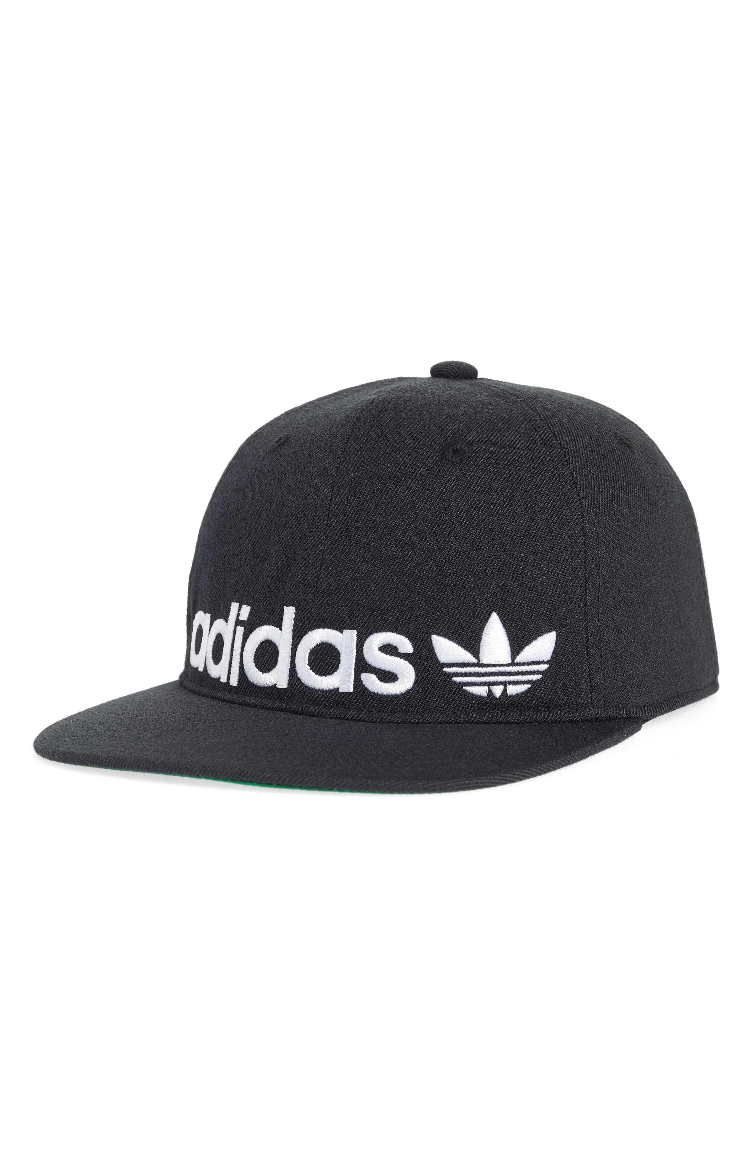 1aa8e8b7 Lyst - adidas Originals Relaxed Banner Embroidered Cap - for Men