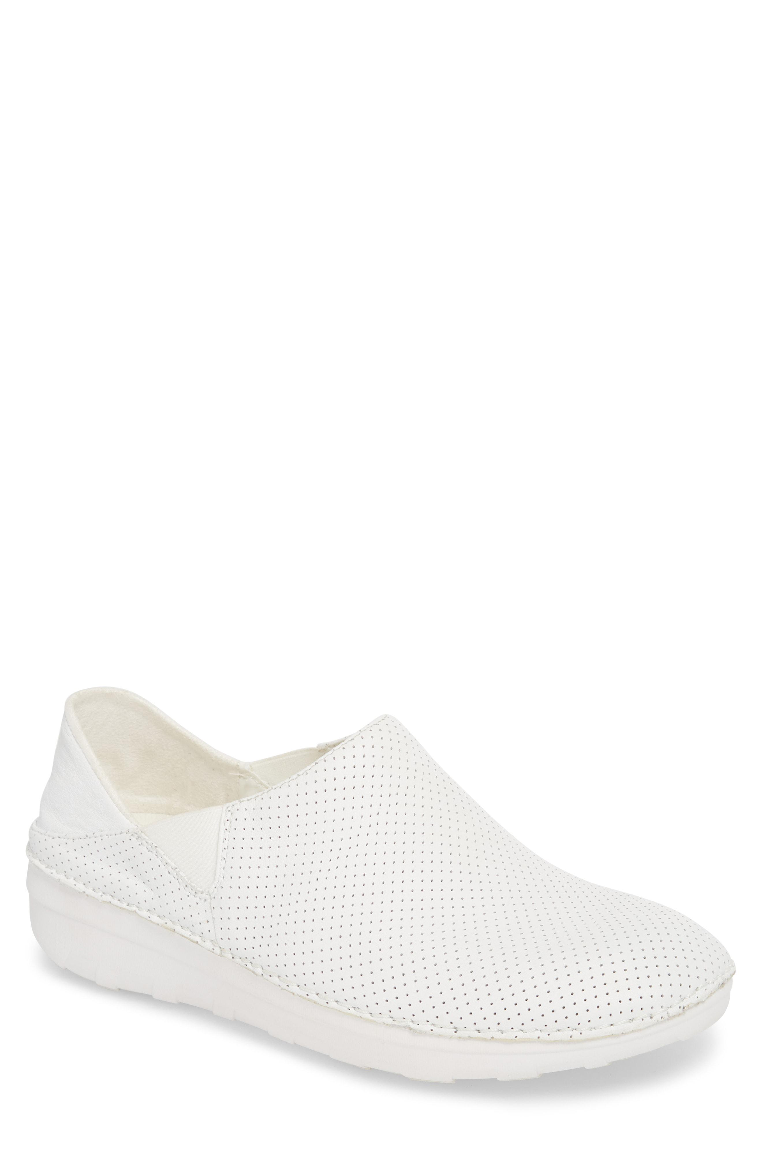 056f12768b6 Lyst - Fitflop Superloafer Perforated Slip-on Sneaker in White for Men