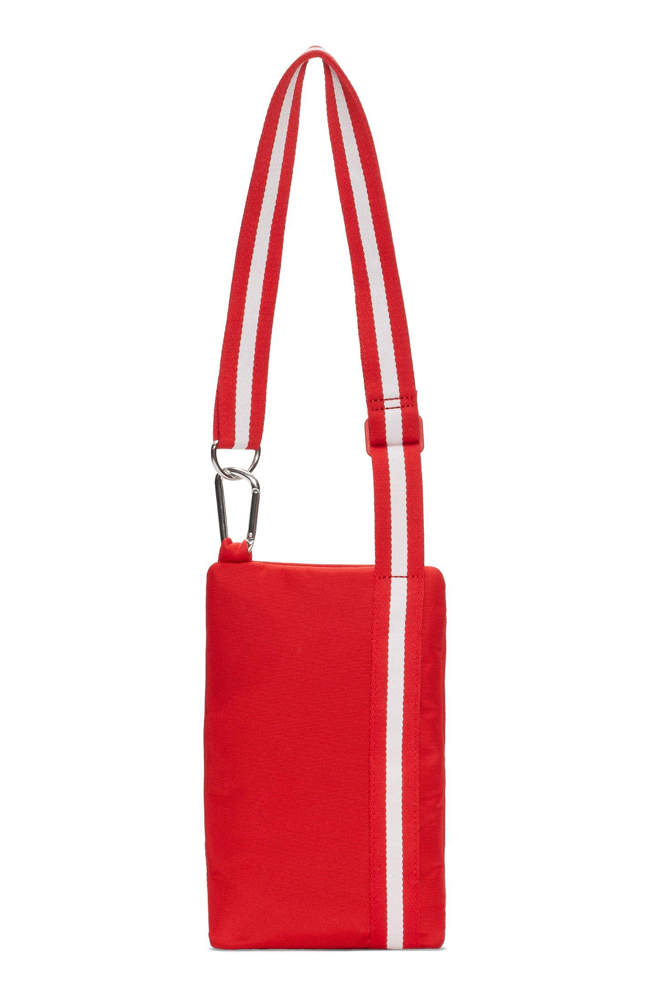 the latest 5f6e4 b812d Nike Sport Small Items Crossbody Bag - in Black - Lyst