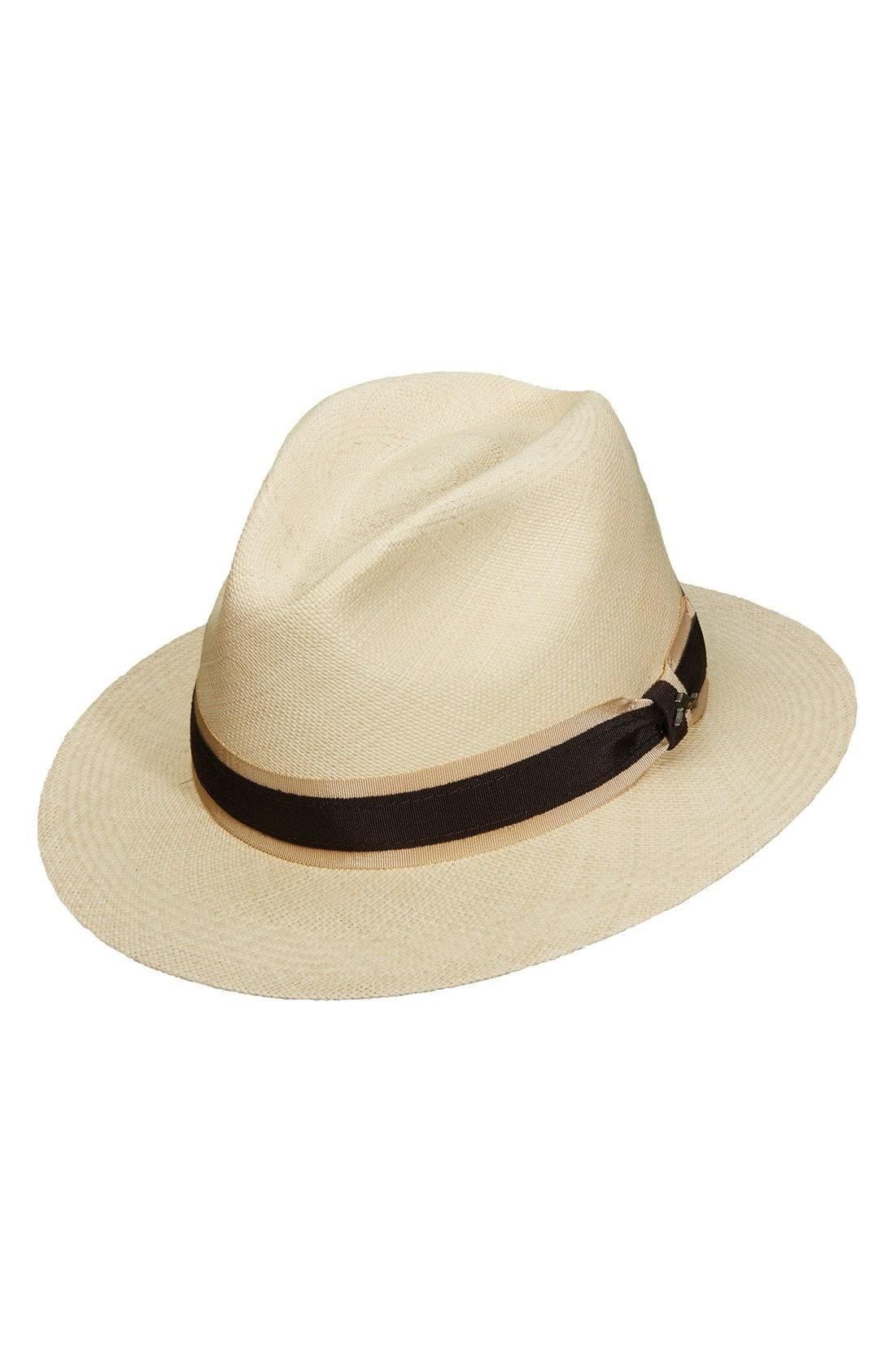 Gallery. Previously sold at  Nordstrom · Men s Panama Straw Hats ... bf475c33d2aa