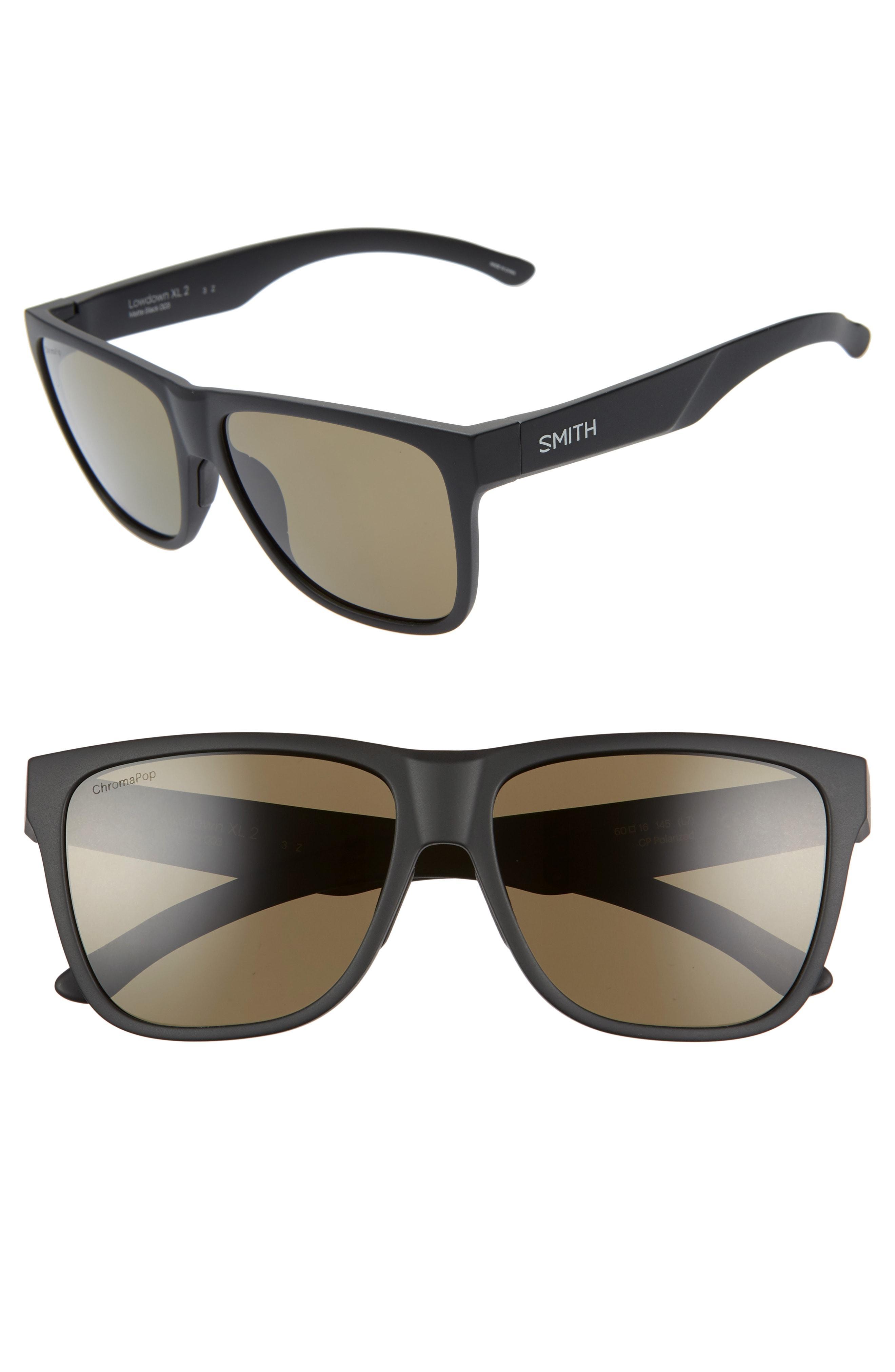 30b765e099 Lyst - Smith Lowdown Xl 2 60mm Chromapop(tm) Polarized Sunglasses in ...