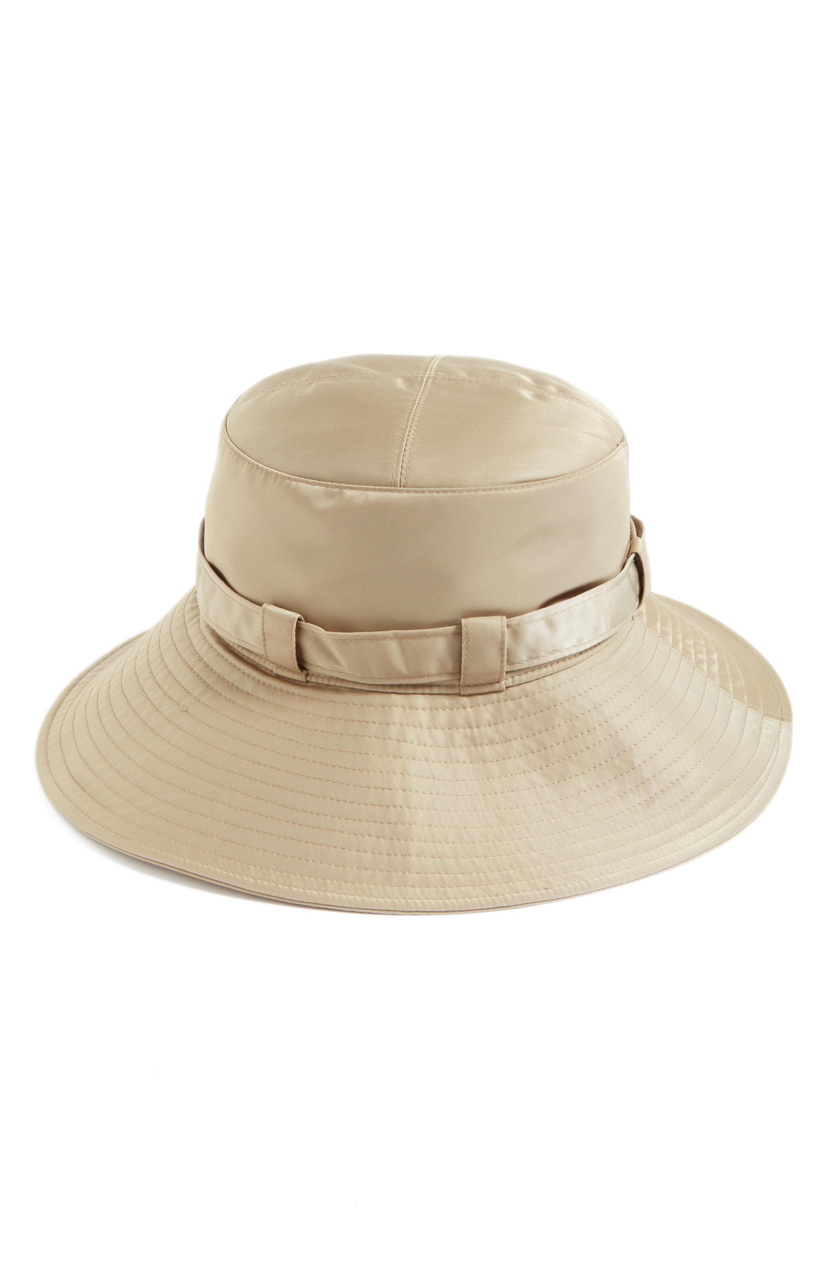 cba28cf5fc4 Lyst - Eric Javits  kaya  Hat in Natural