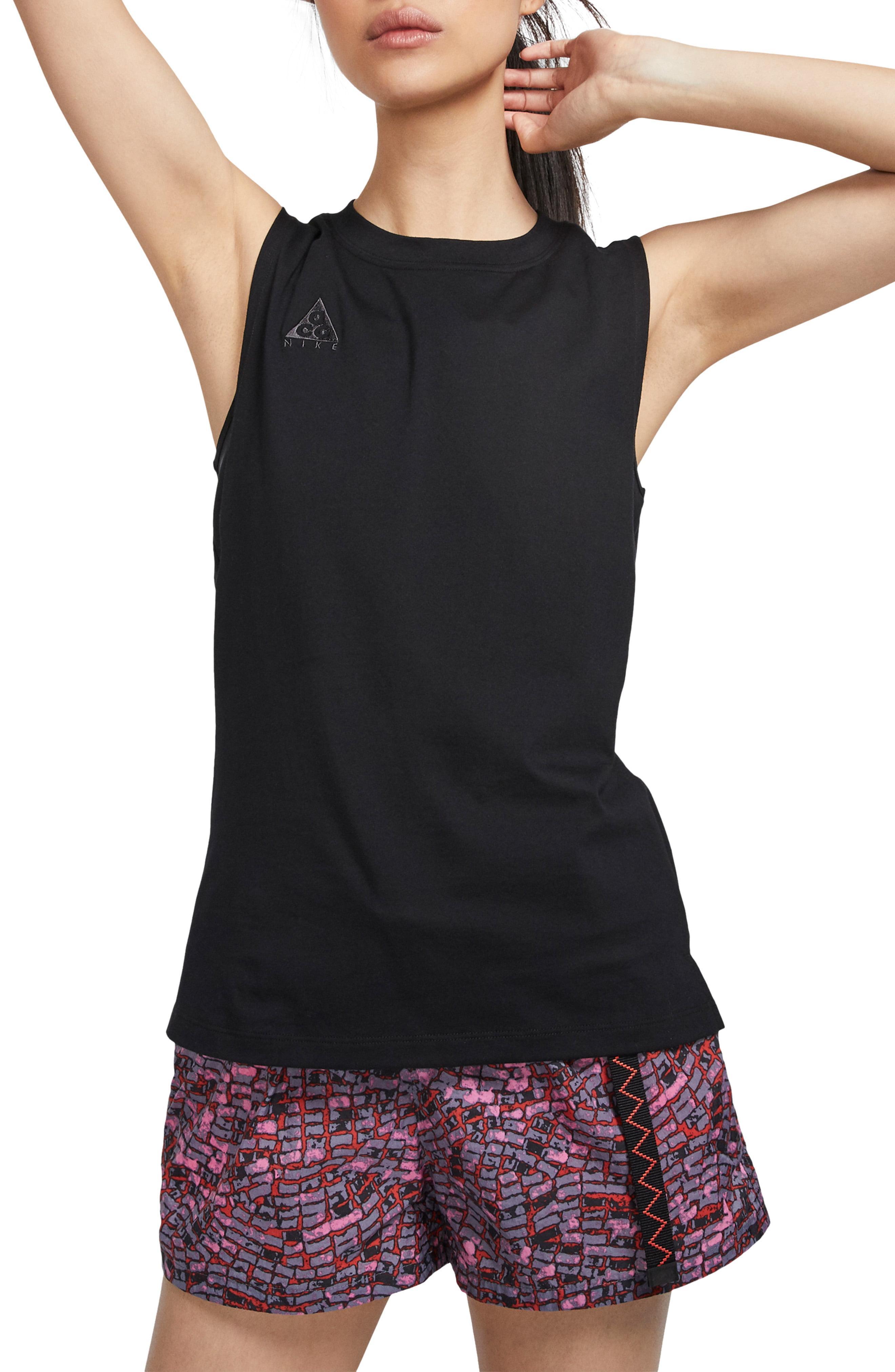 cheap for discount dbfdb 93d66 Nike. Black Acg Women s Tank