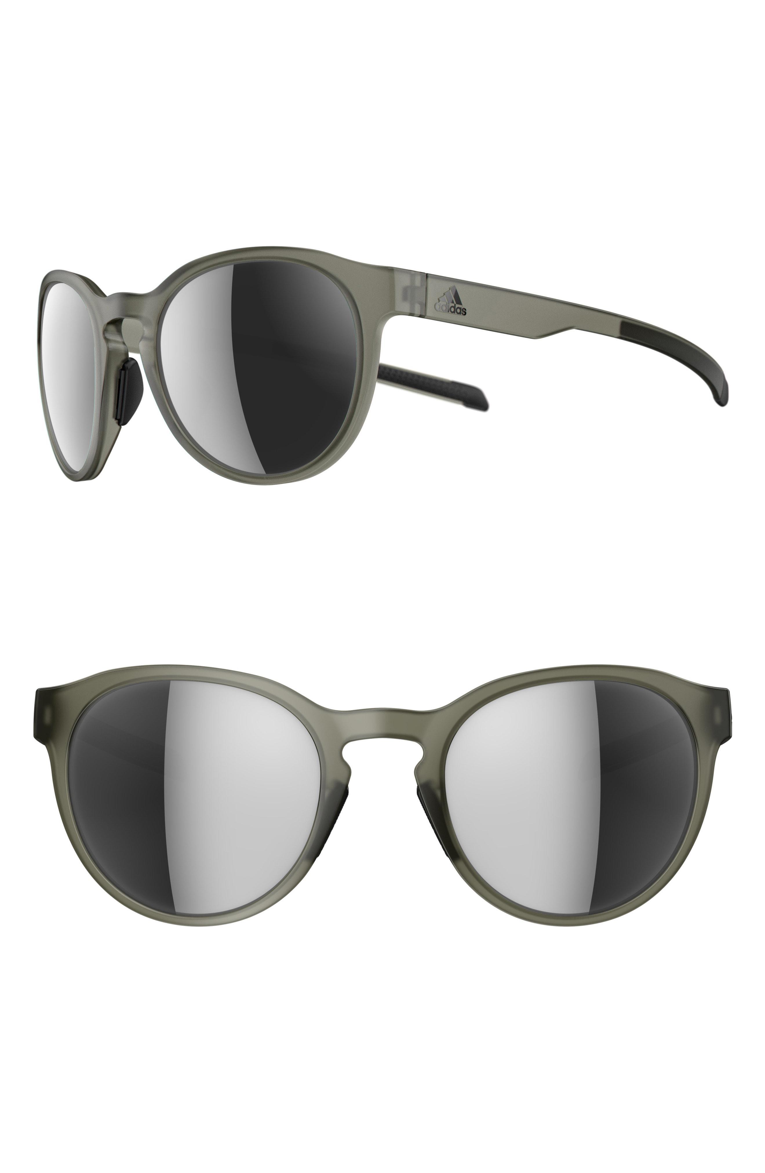 8c1ee6accf Adidas matte olive chrome proshift mirrored sport sunglasses jpg 2640x4048  Olive mirrored aviators