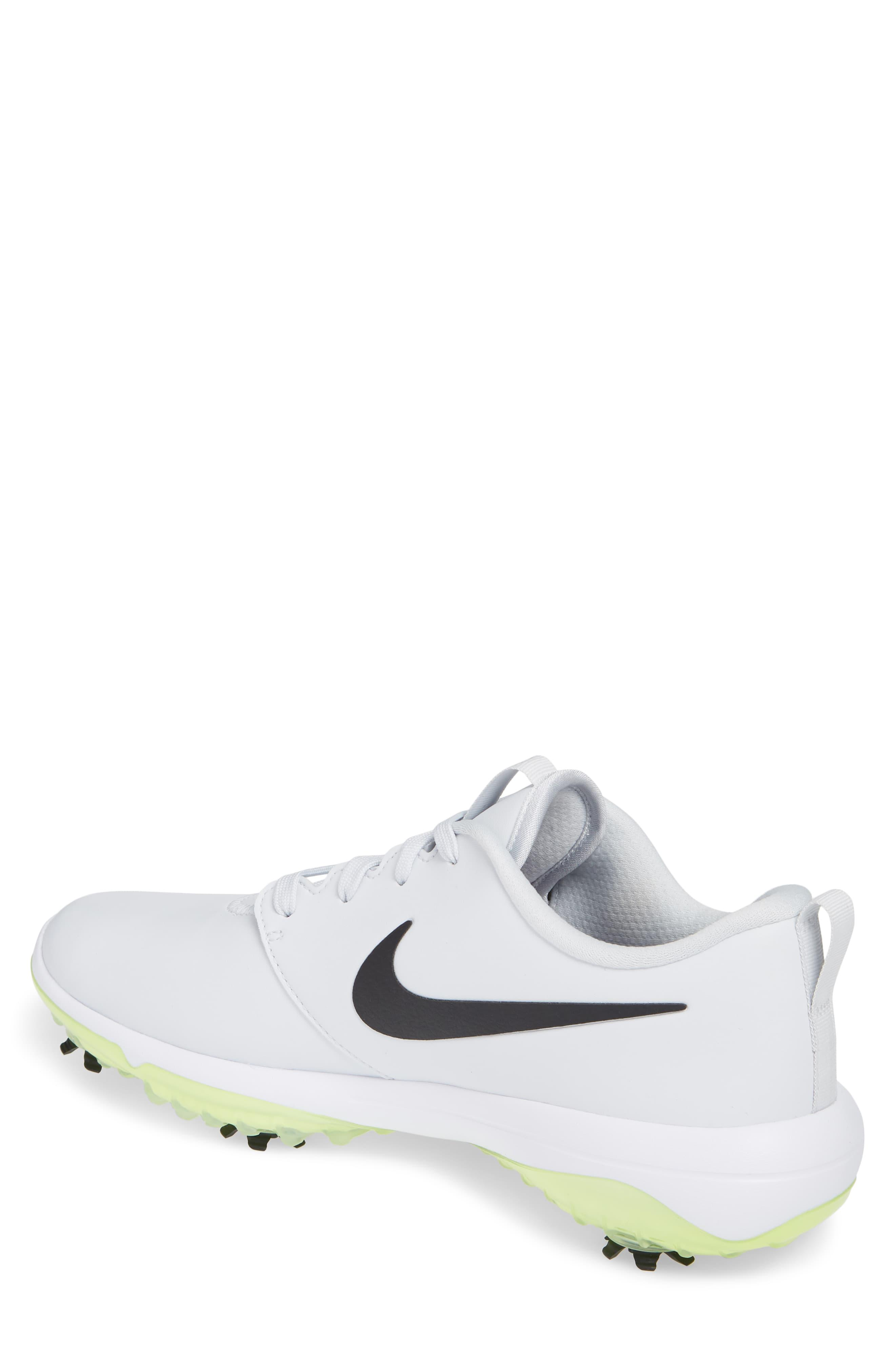 low priced 15a61 71bde Nike - Roshe G Tour (pure Platinum black white volt Glow). View fullscreen