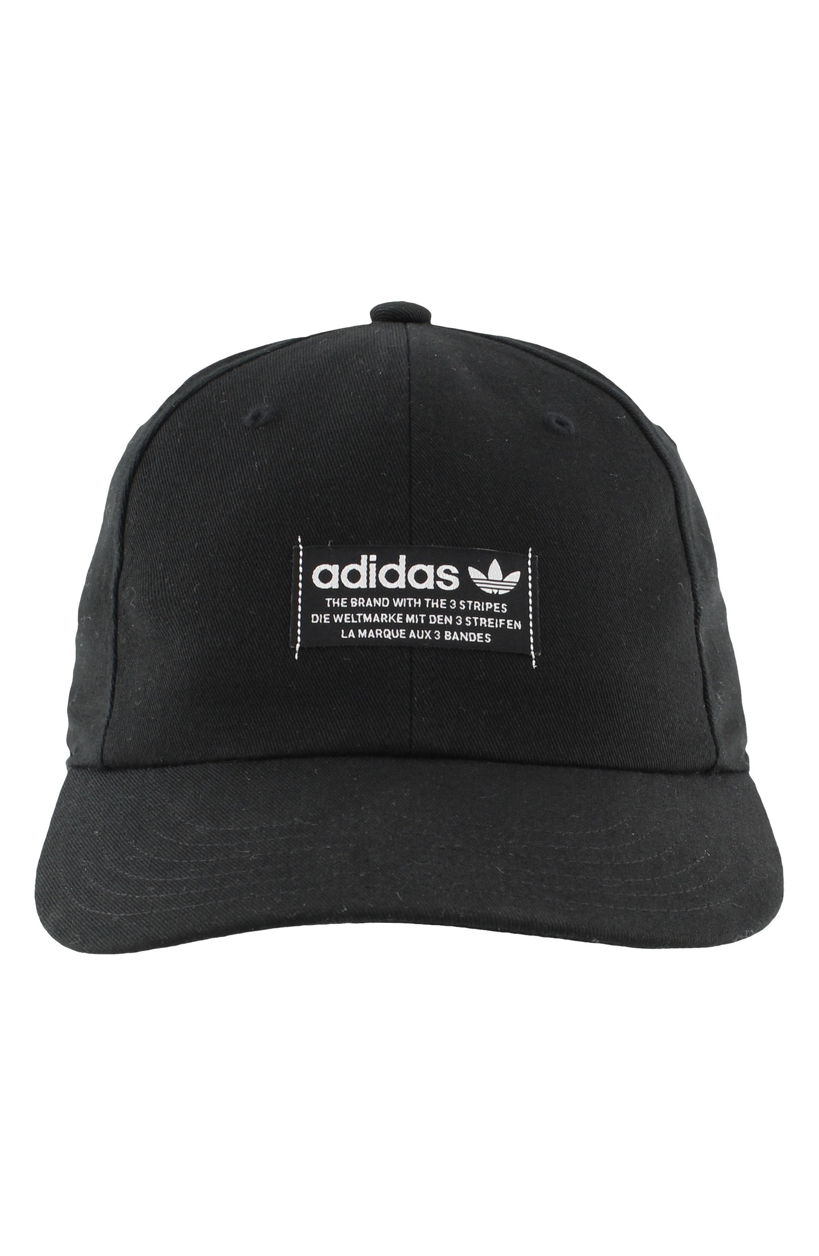 4687f36d4d3 ... Adidas Original Relaxed Patch Ball Cap - for Men - Lyst. View fullscreen