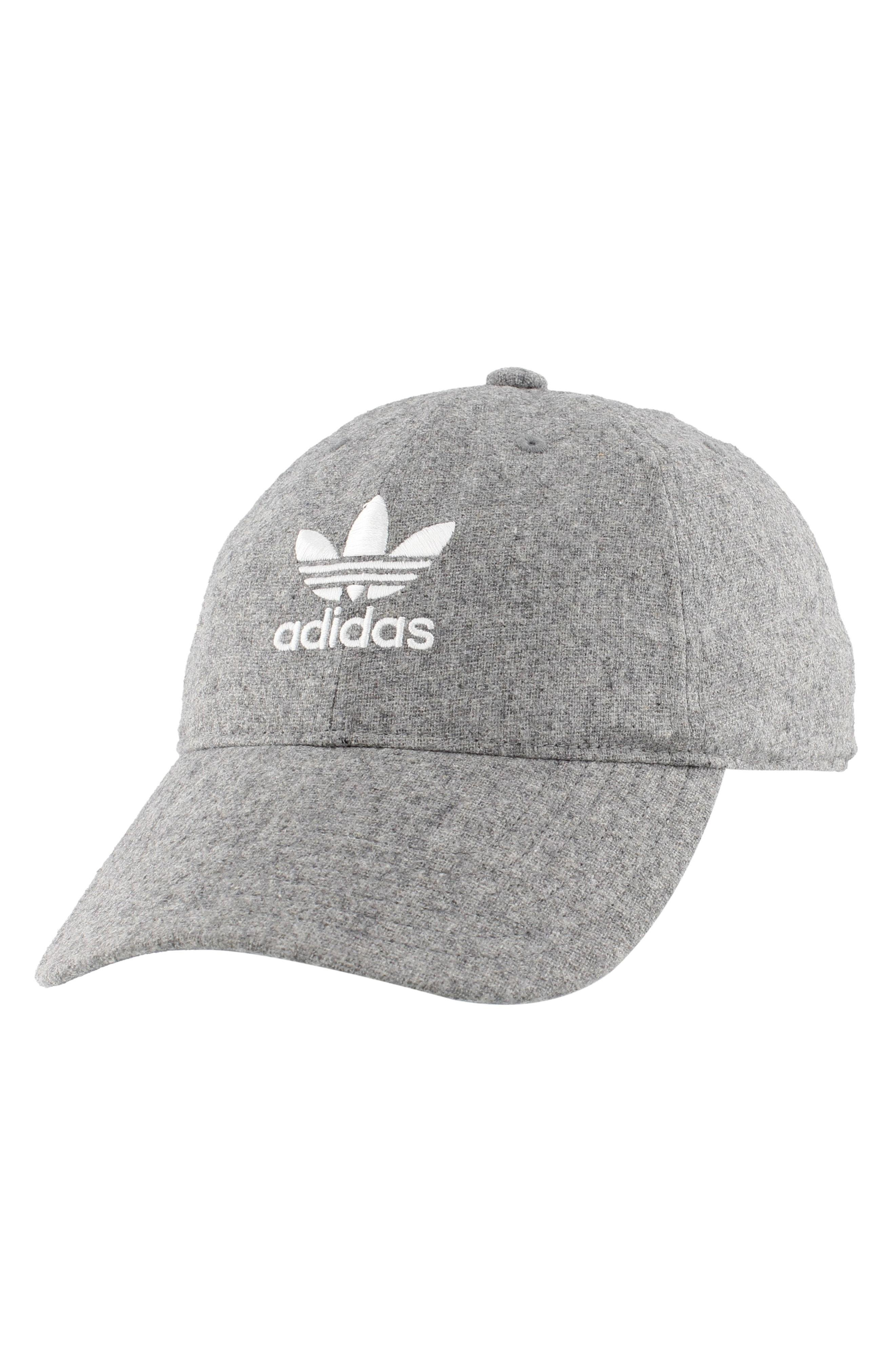 a10c2cfbee2c6 Lyst - adidas Originals Relaxed Plus Baseball Cap - in Blue for Men