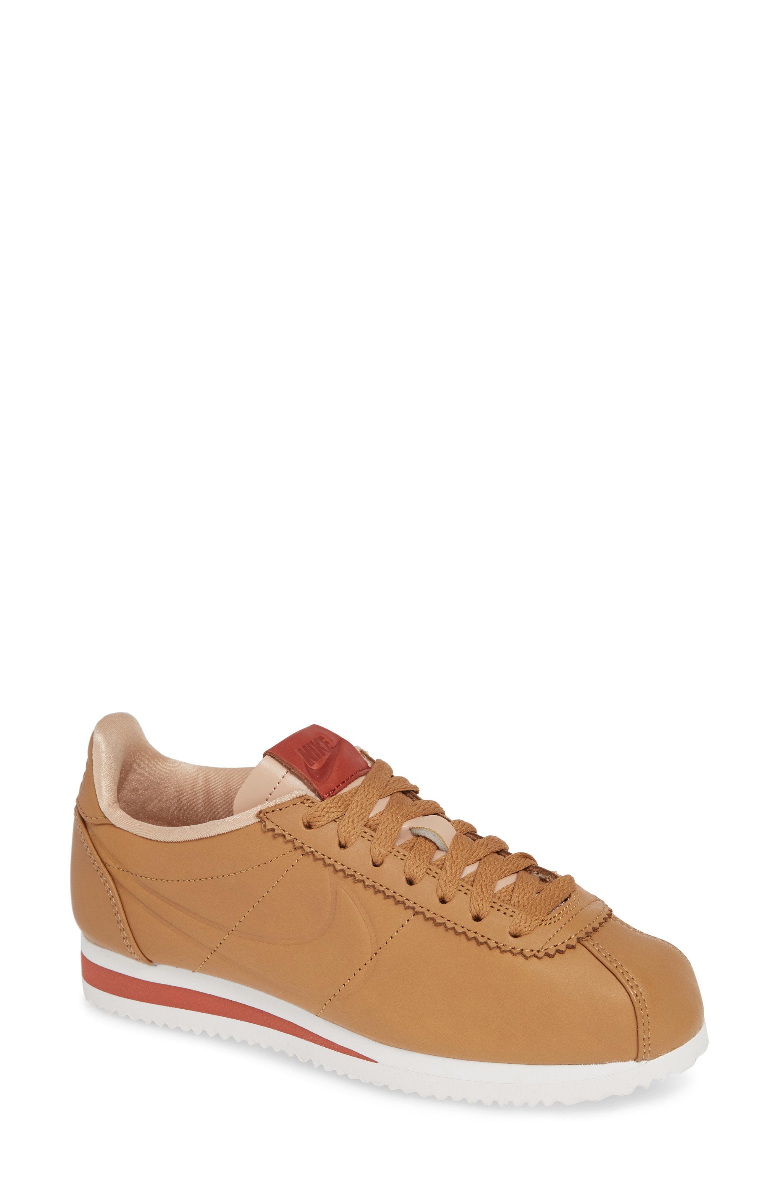 online store a3056 18507 Nike La Cortez X Maria Sharapova Premium Sneaker in Brown - Lyst